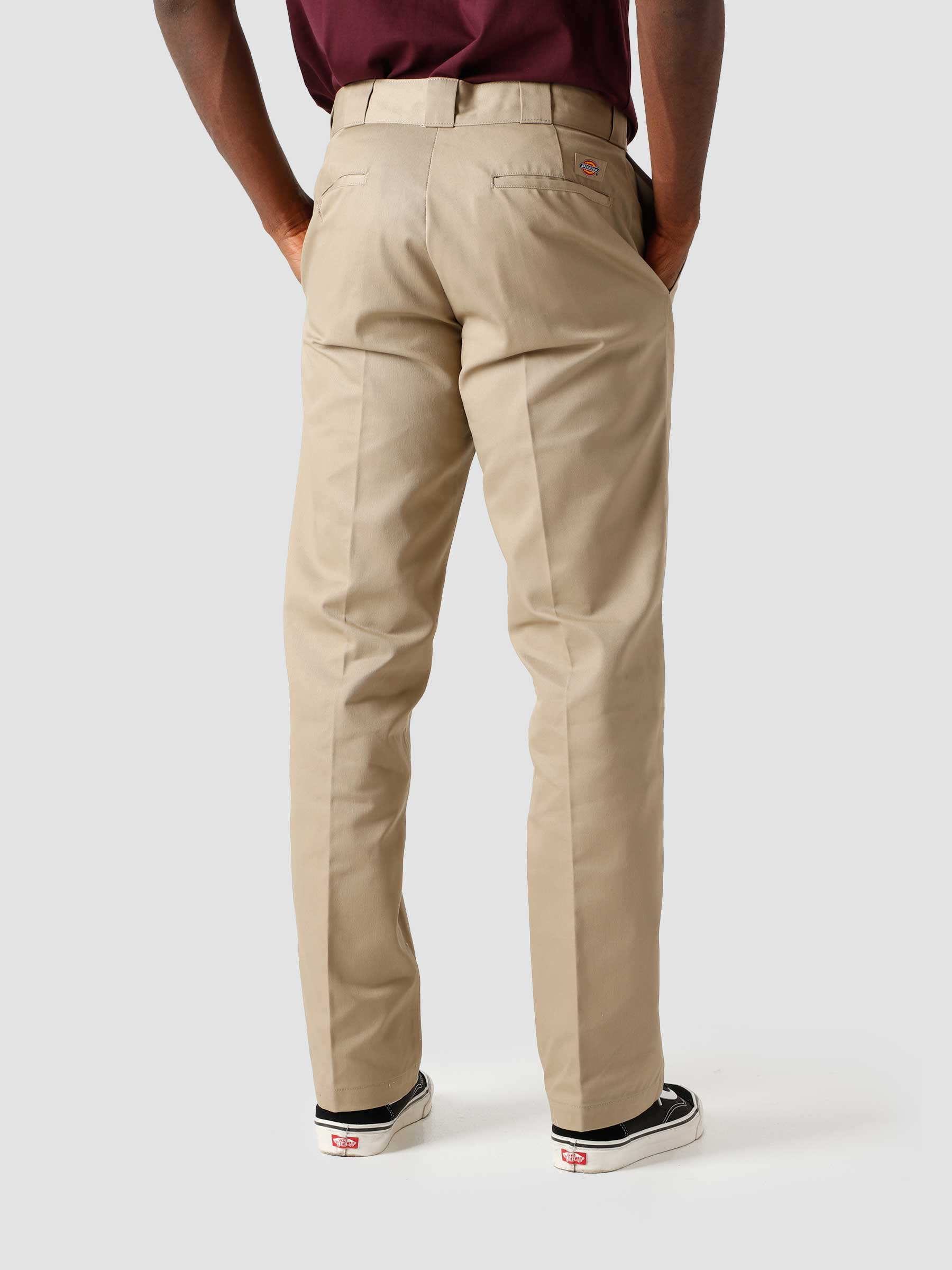 Original Fit Straight Leg Work Pant Khaki DK000874KHK1