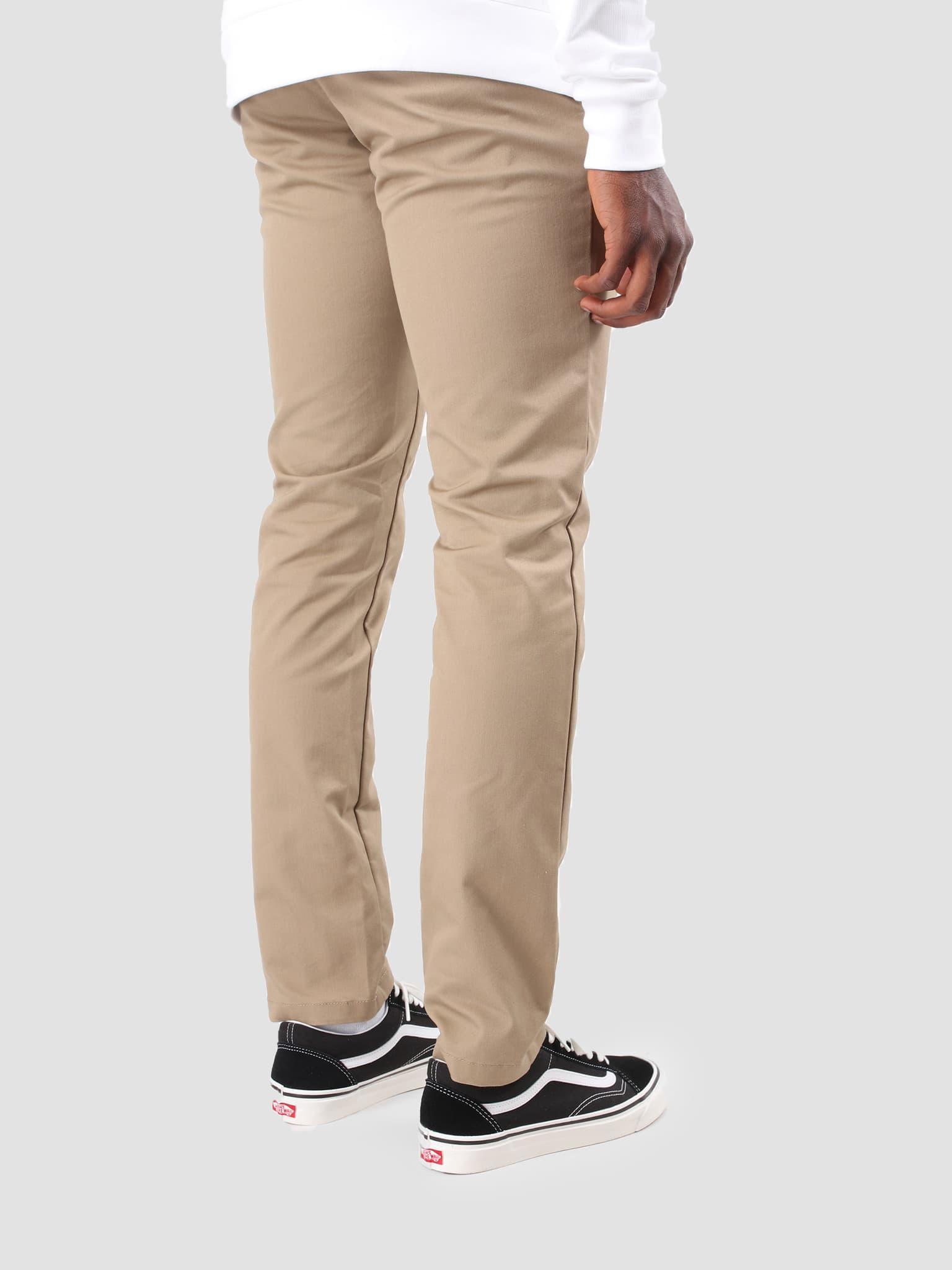 Sid Pant Leather Rinsed I003367-8Y02