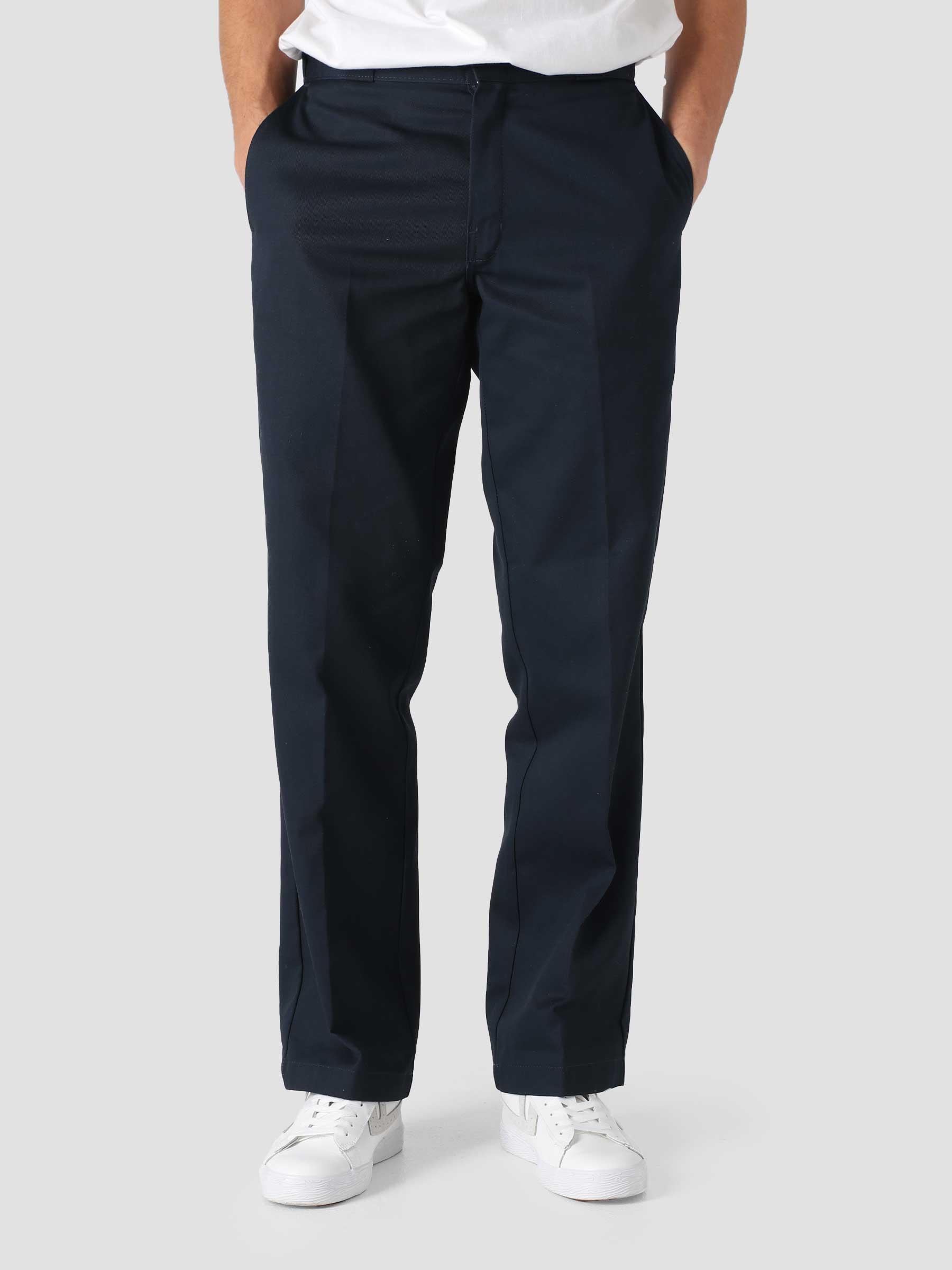 Original Fit Straight Leg Work Pant Dark Navy DK000874DNX