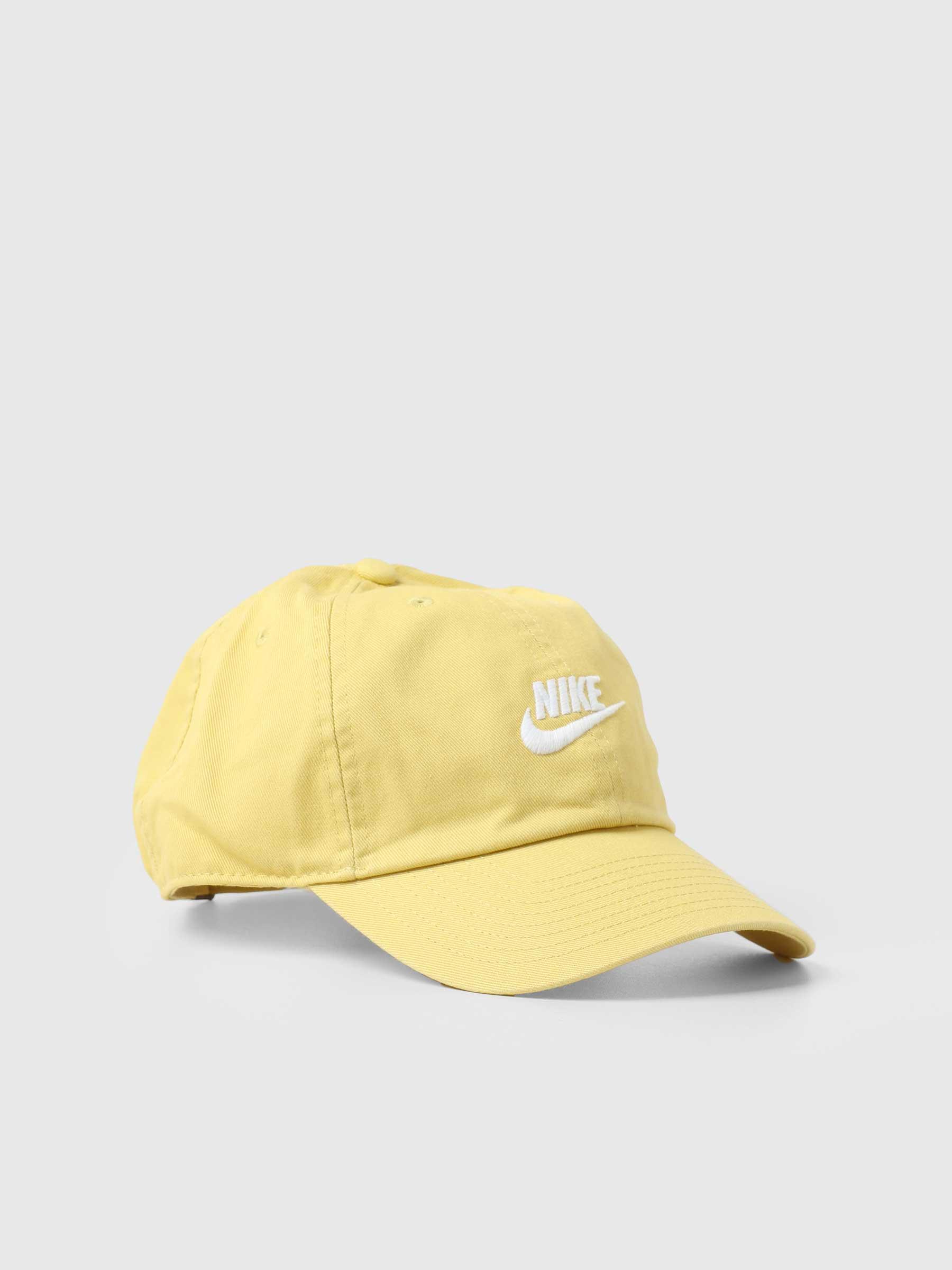 U Nsw H86 Futura Wash Cap Saturn Gold Saturn Gold White 913011-700