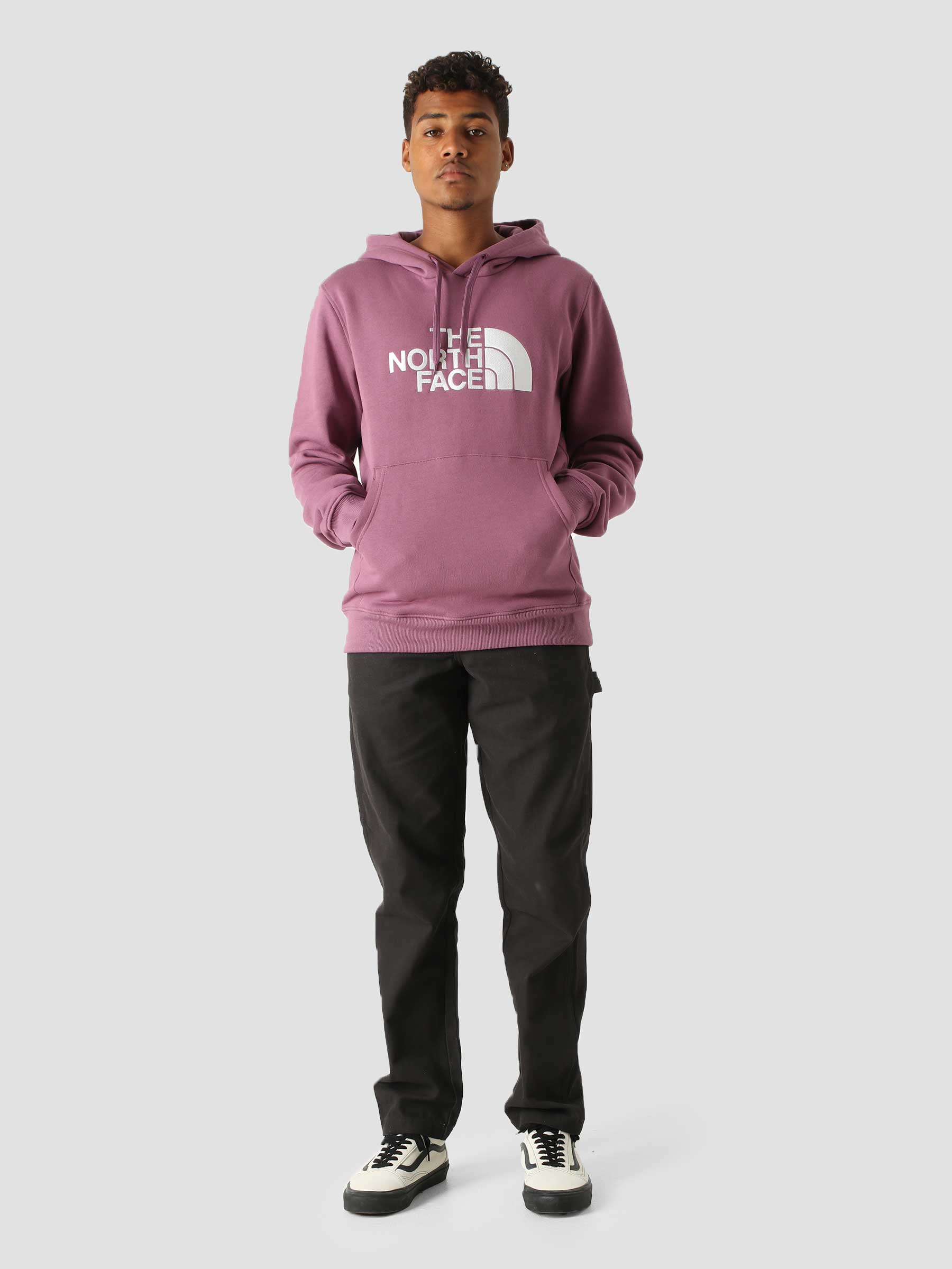 Drew Peak Pullover Hd Pikes Purple NF00AHJY0H5