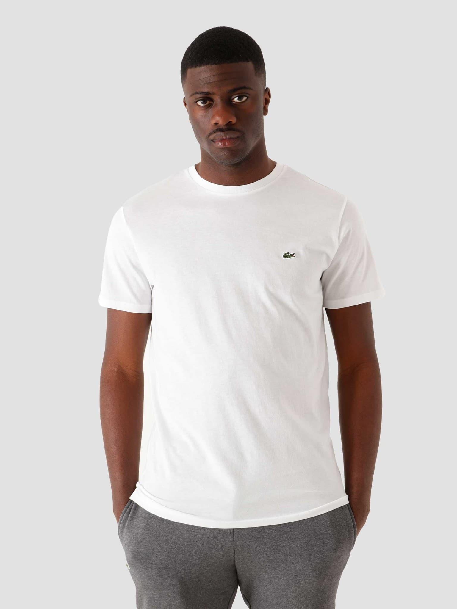 1HT1 Men's T-Shirt White TH6709-11