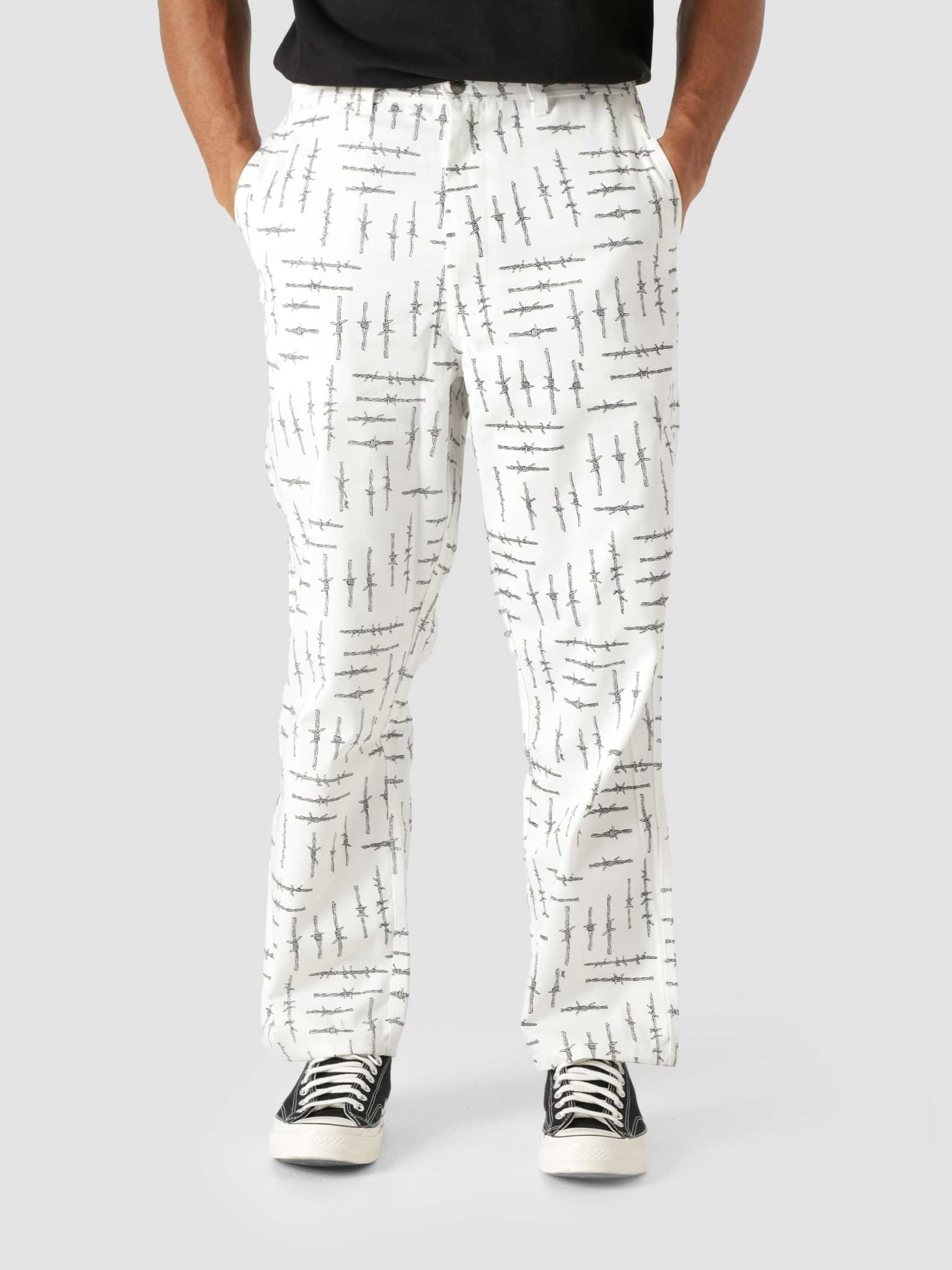 Wire Boyd Pant Natural PT00167
