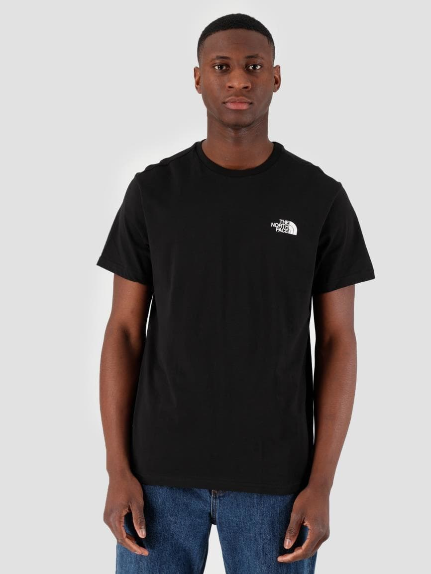 The North Face Simple Dome T-Shirt Black NF0A2TX5JK3