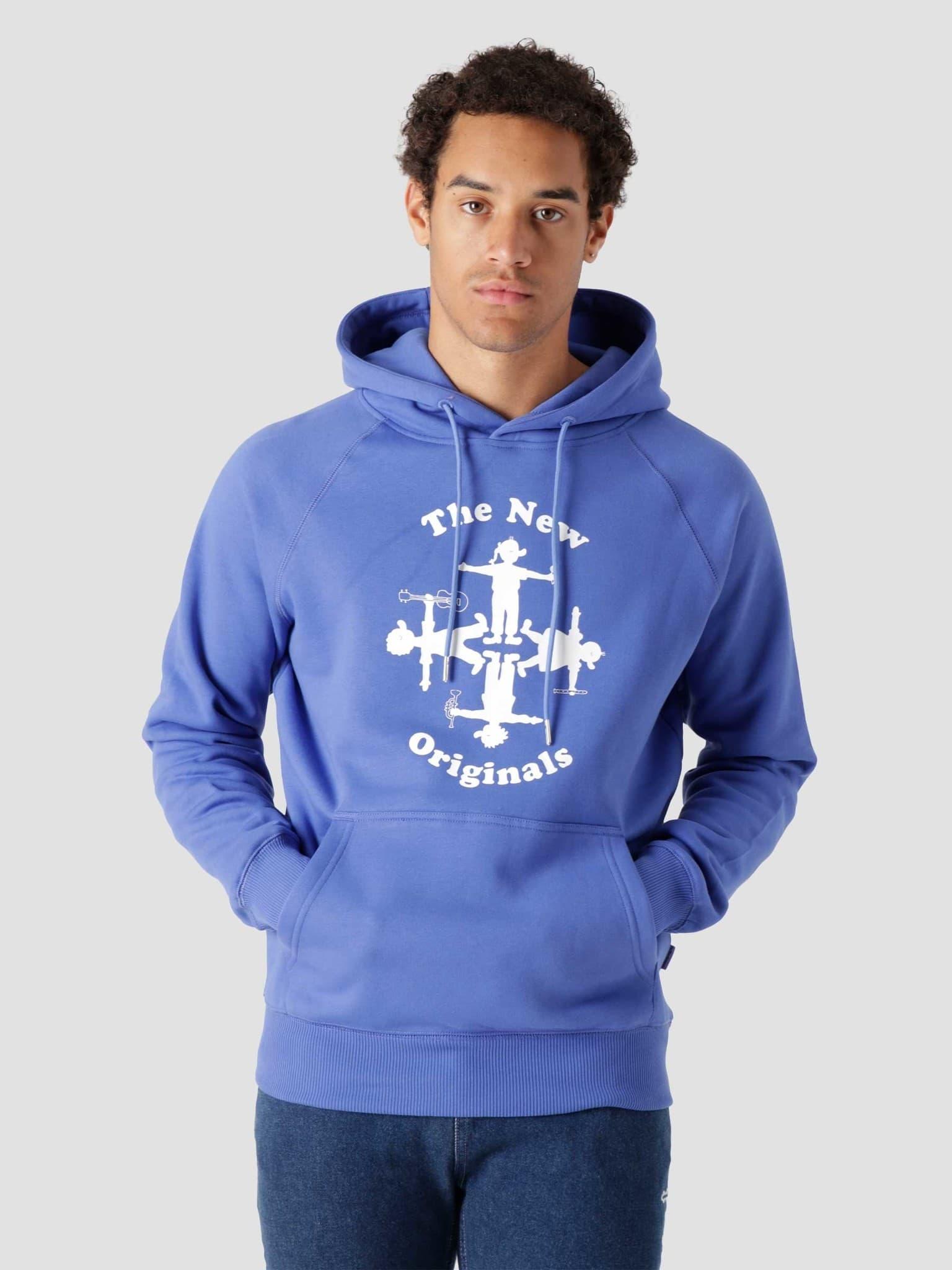 Band Camp Hoodie Navy