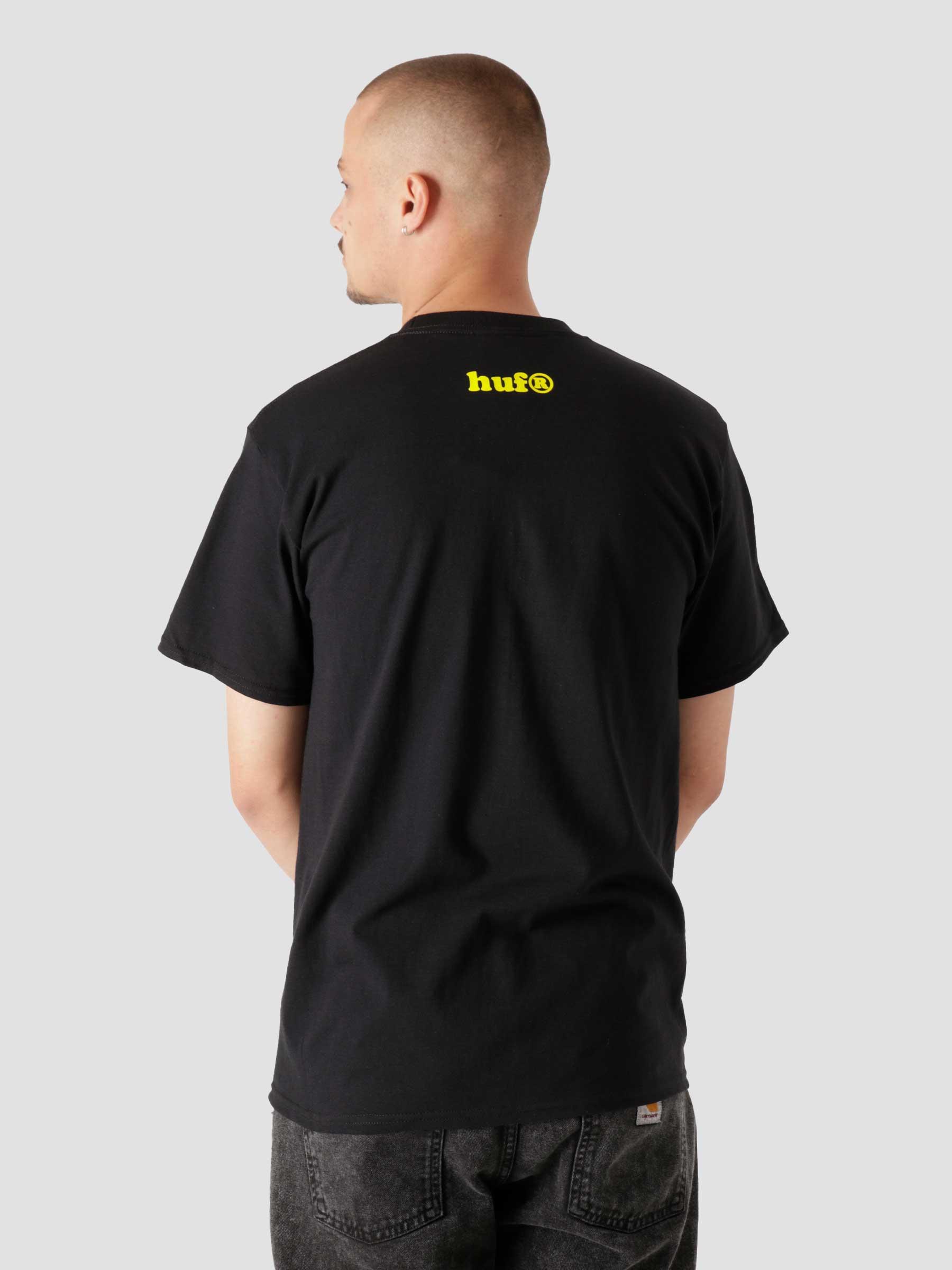 Nug Man S/S Tee Black TS01421