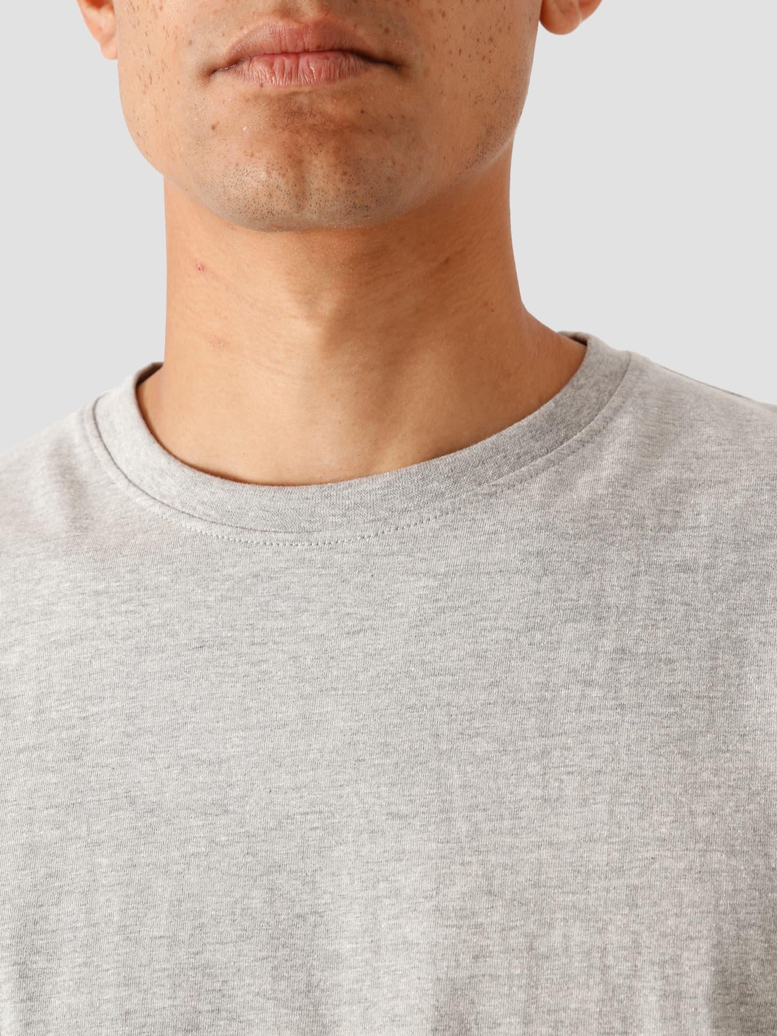 2-Pack QB01 T-Shirt Grey