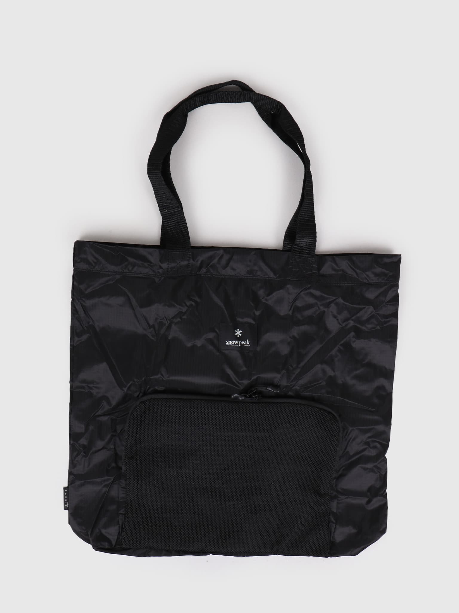 Pocketable Tote Bag Type 01 One Black UG-62400BK