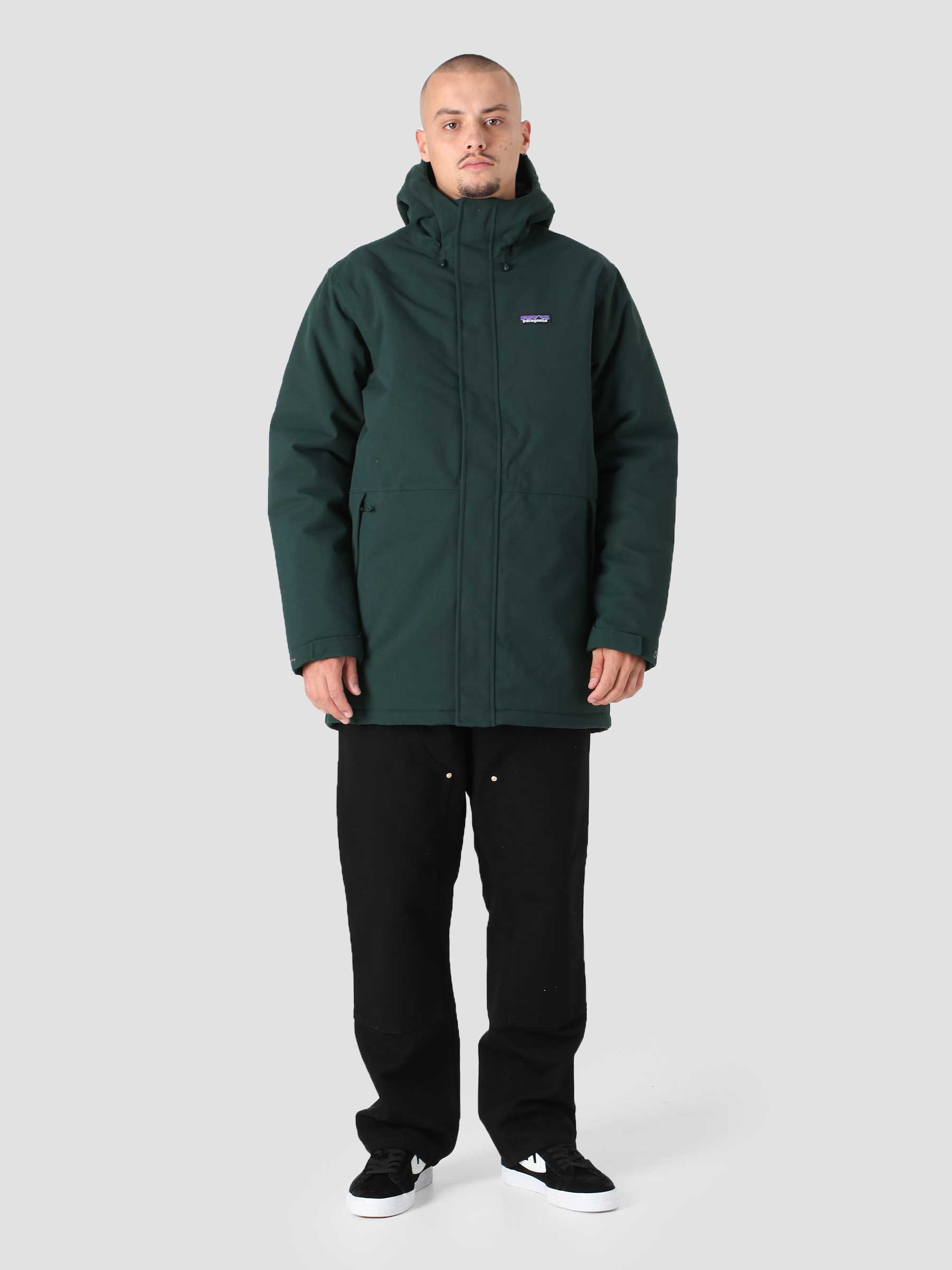M's Lone Mountain Parka Northern Green 27865