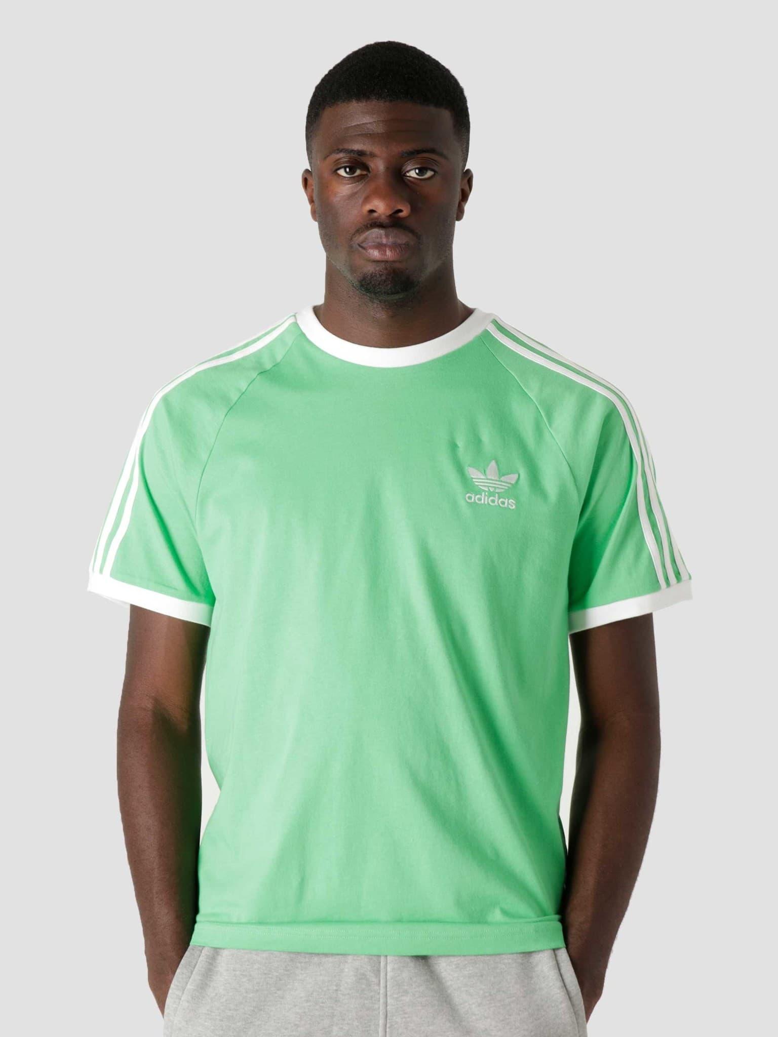 3 Stripes T-Shirt Semi Socksreaming Green H37758