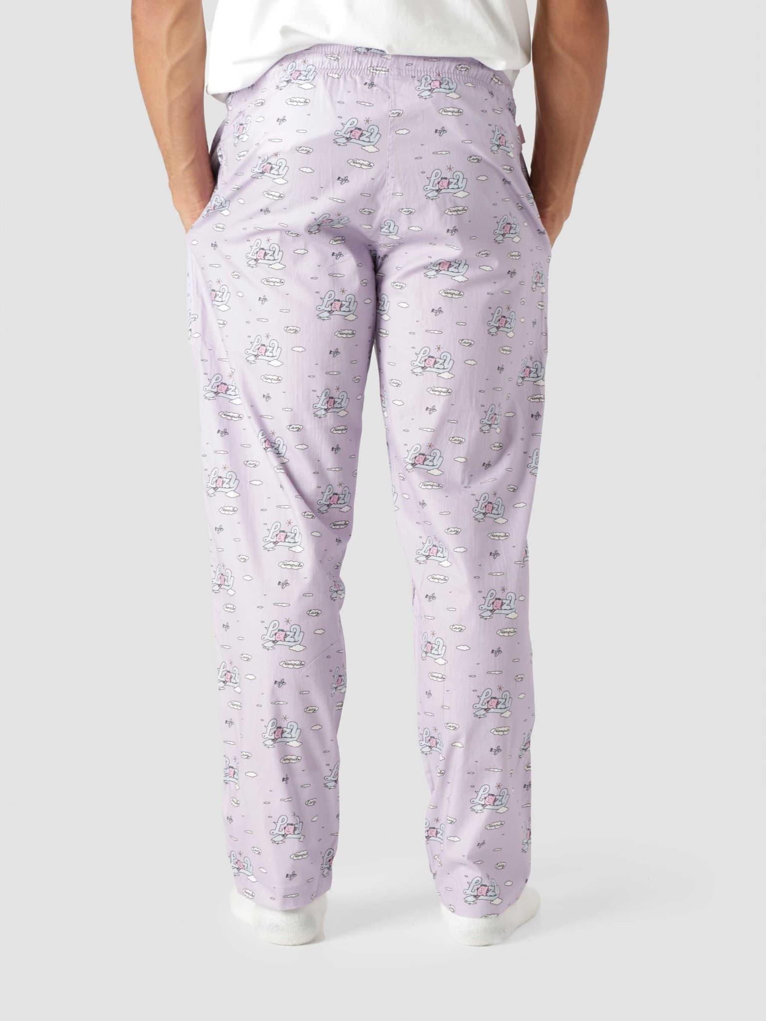 x Pockies Lazy Pyjama Pants Lavendel P100