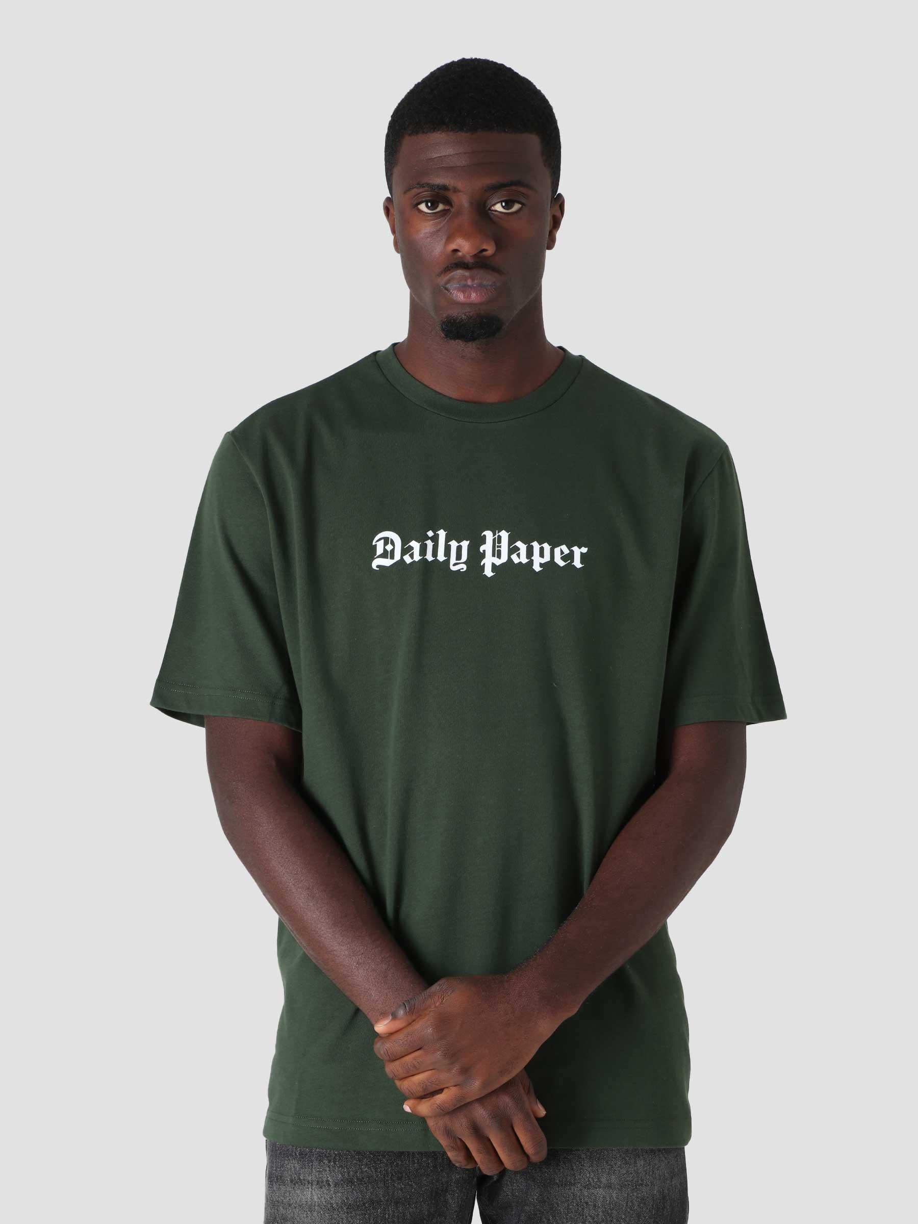 Hocolls T-Shirt Mountain Green 2123025