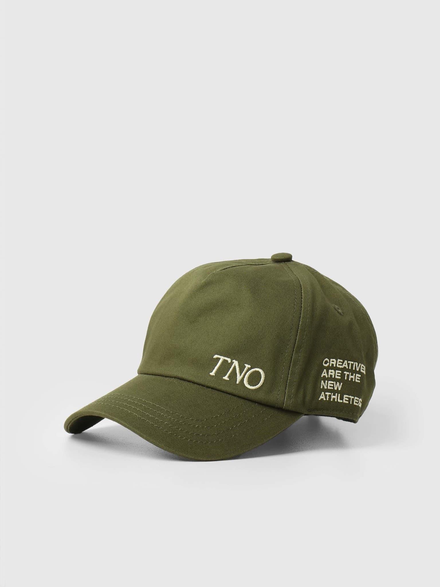 CATNA Cap Green TNO211CAT700708