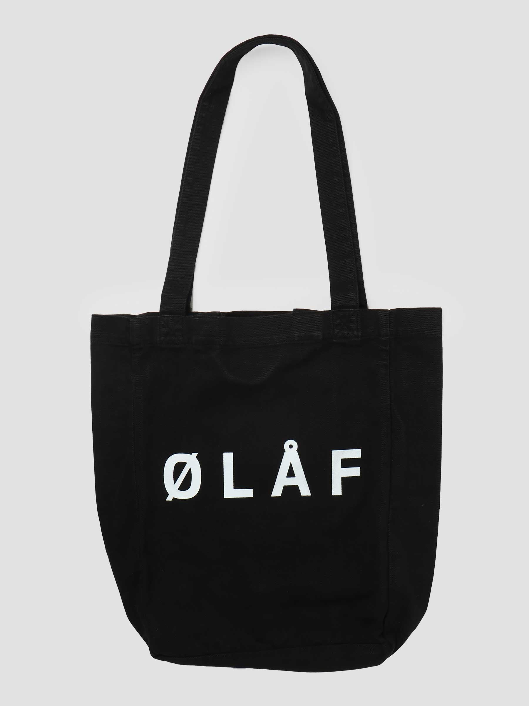 OH Tote Bag Black