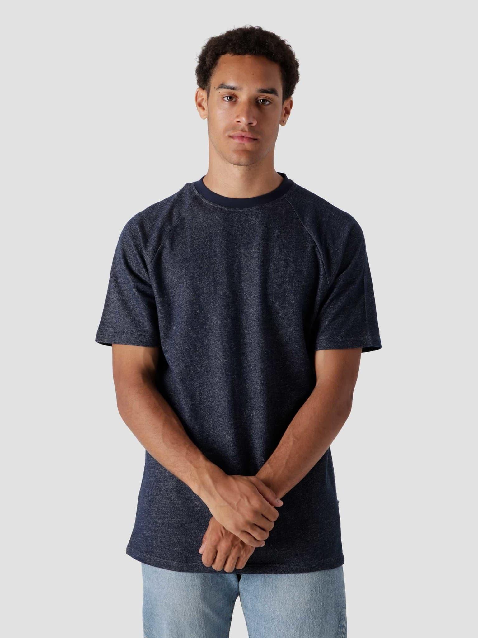 QB303 Denim T-shirt Dark Blue