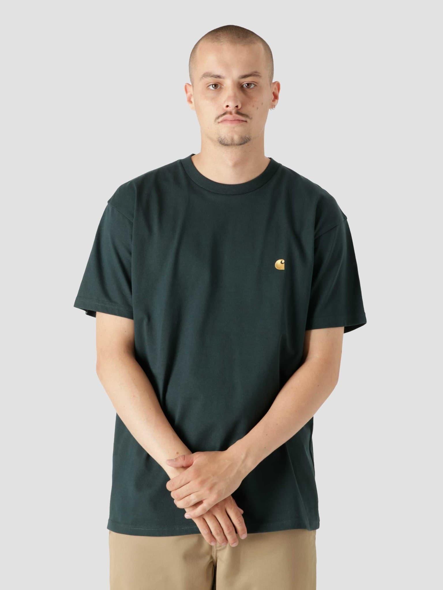 Chase T-Shirt Frasier Gold I026391