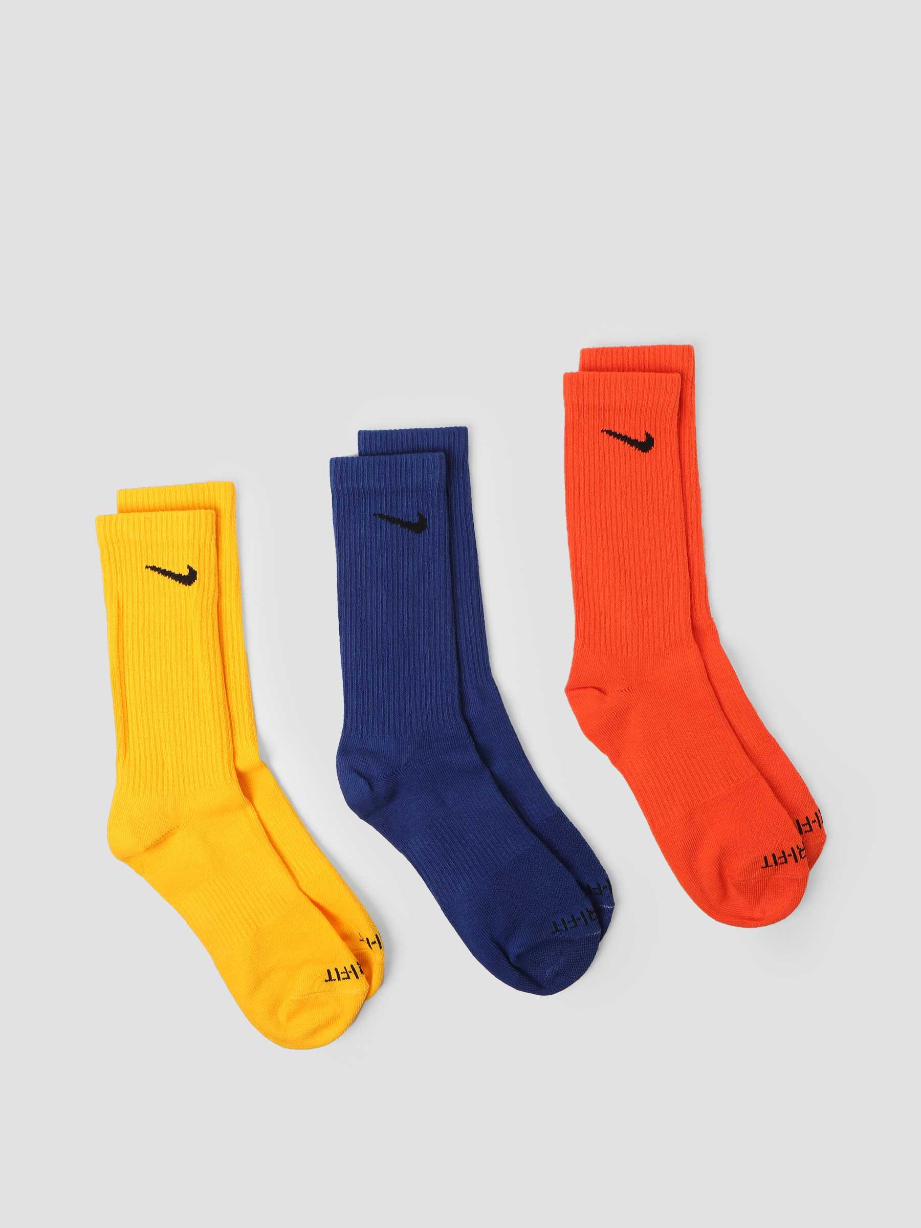 Nike Everyday Plus Lightweight Multi Color SX6891-910