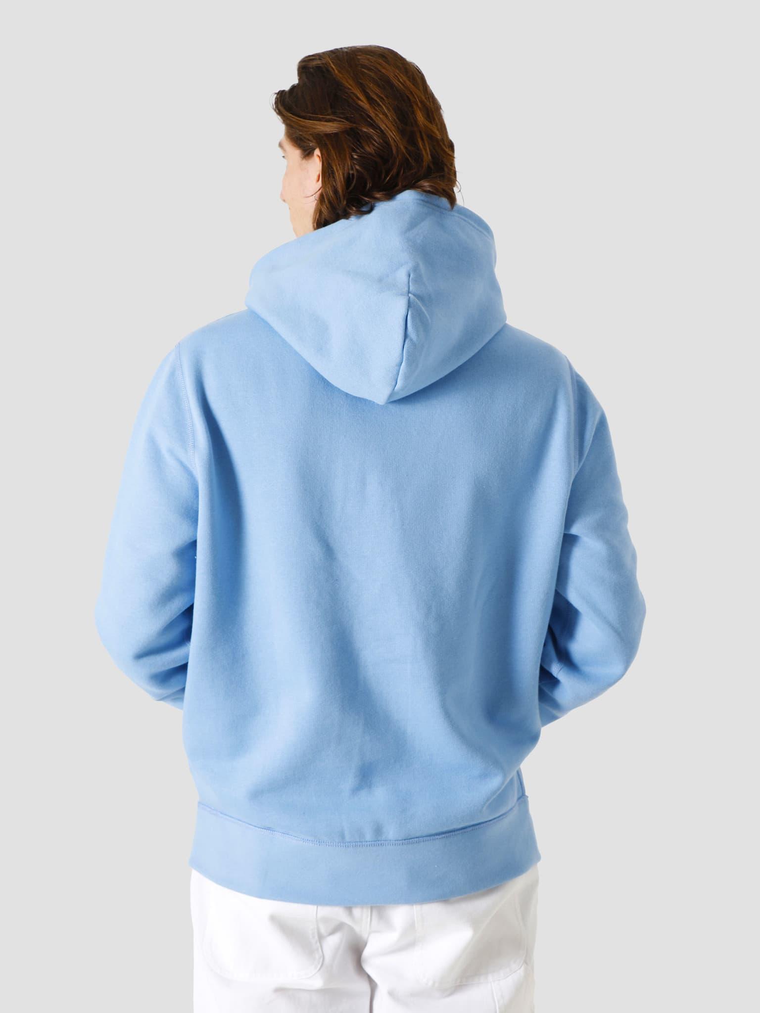Fleece Sweater Blue Lagoon 710766778031