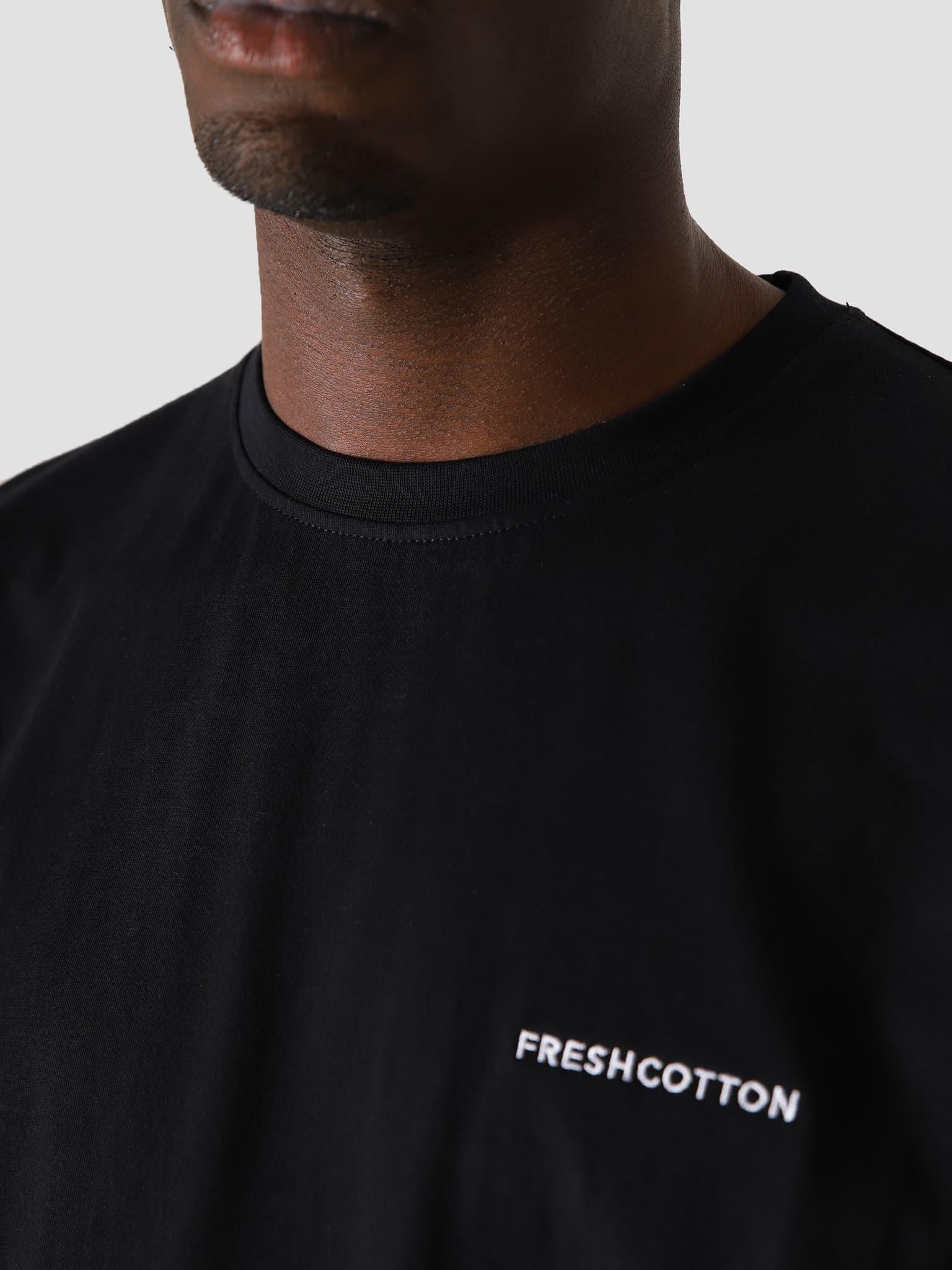 Chest Logo T-Shirt Black