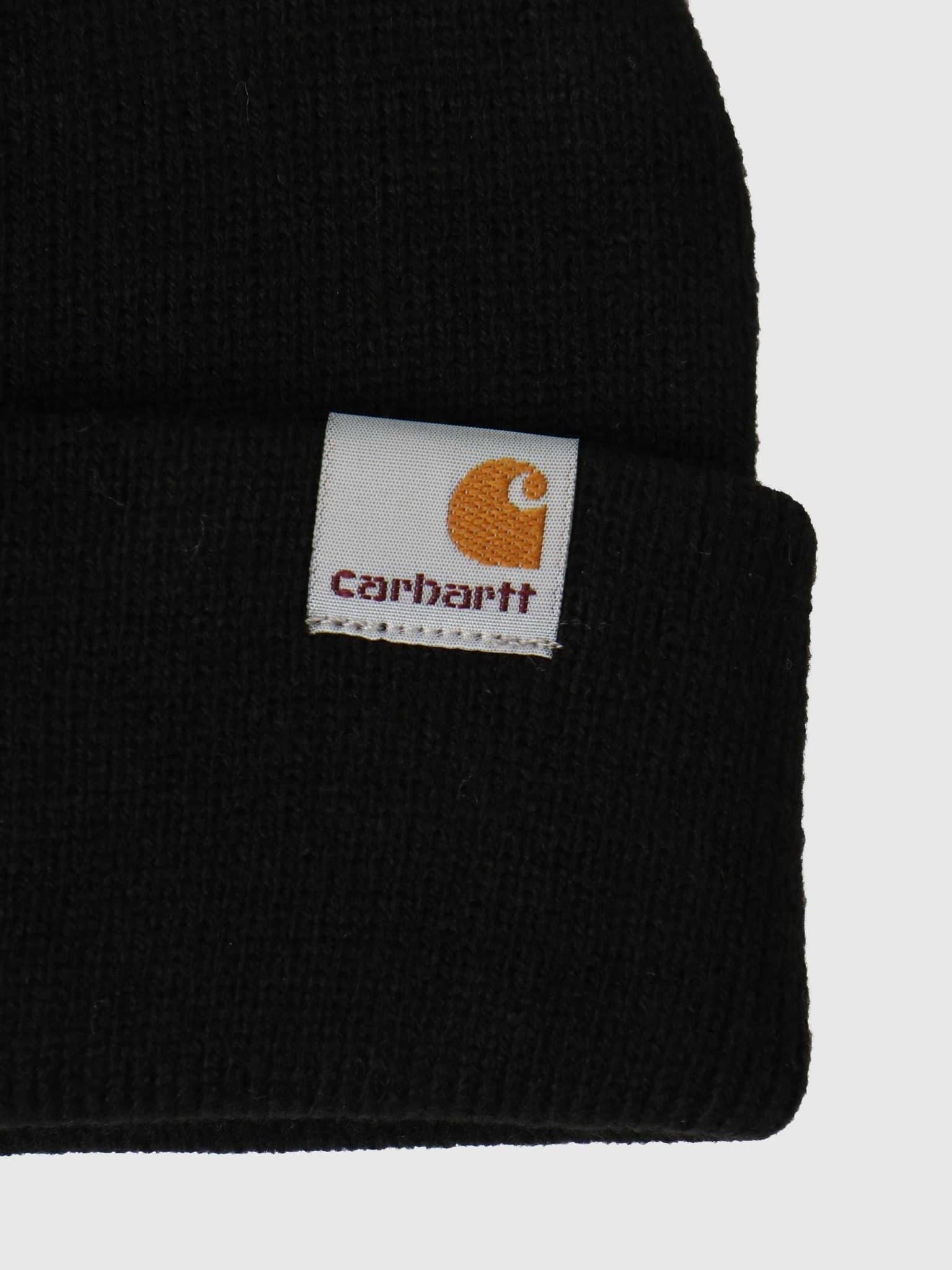 Stratus Hat Low Black I025741