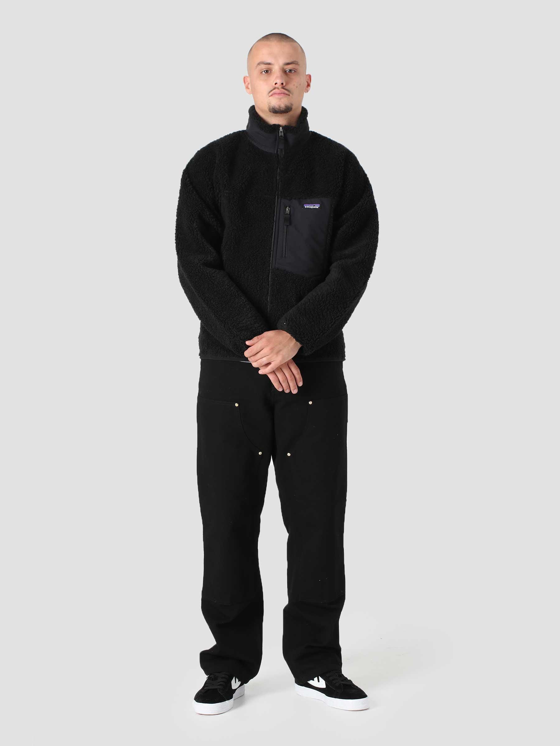 M's Classic Retro-X Jacket Black w/Black 23056