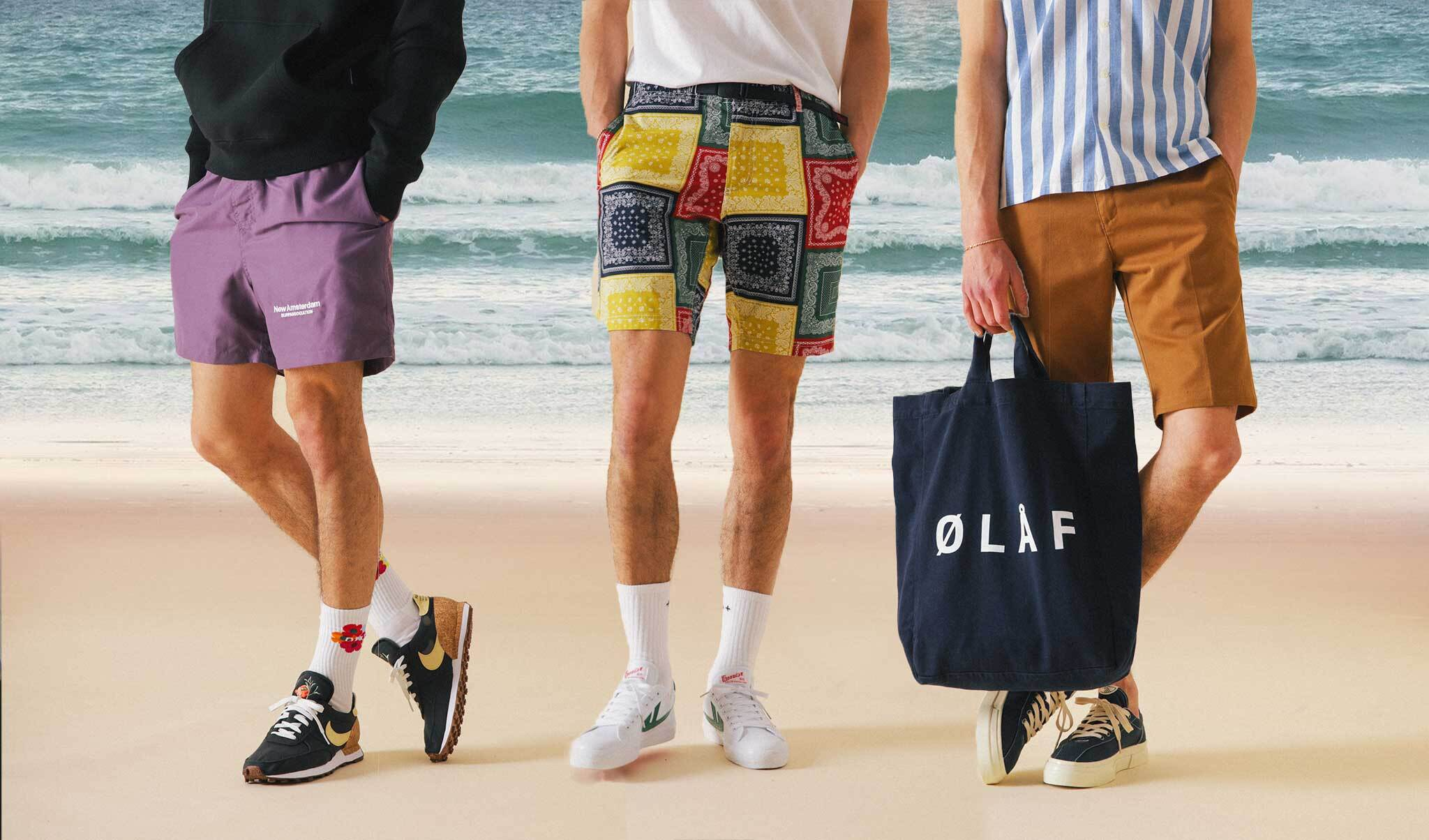 Get ready with these summer shorts