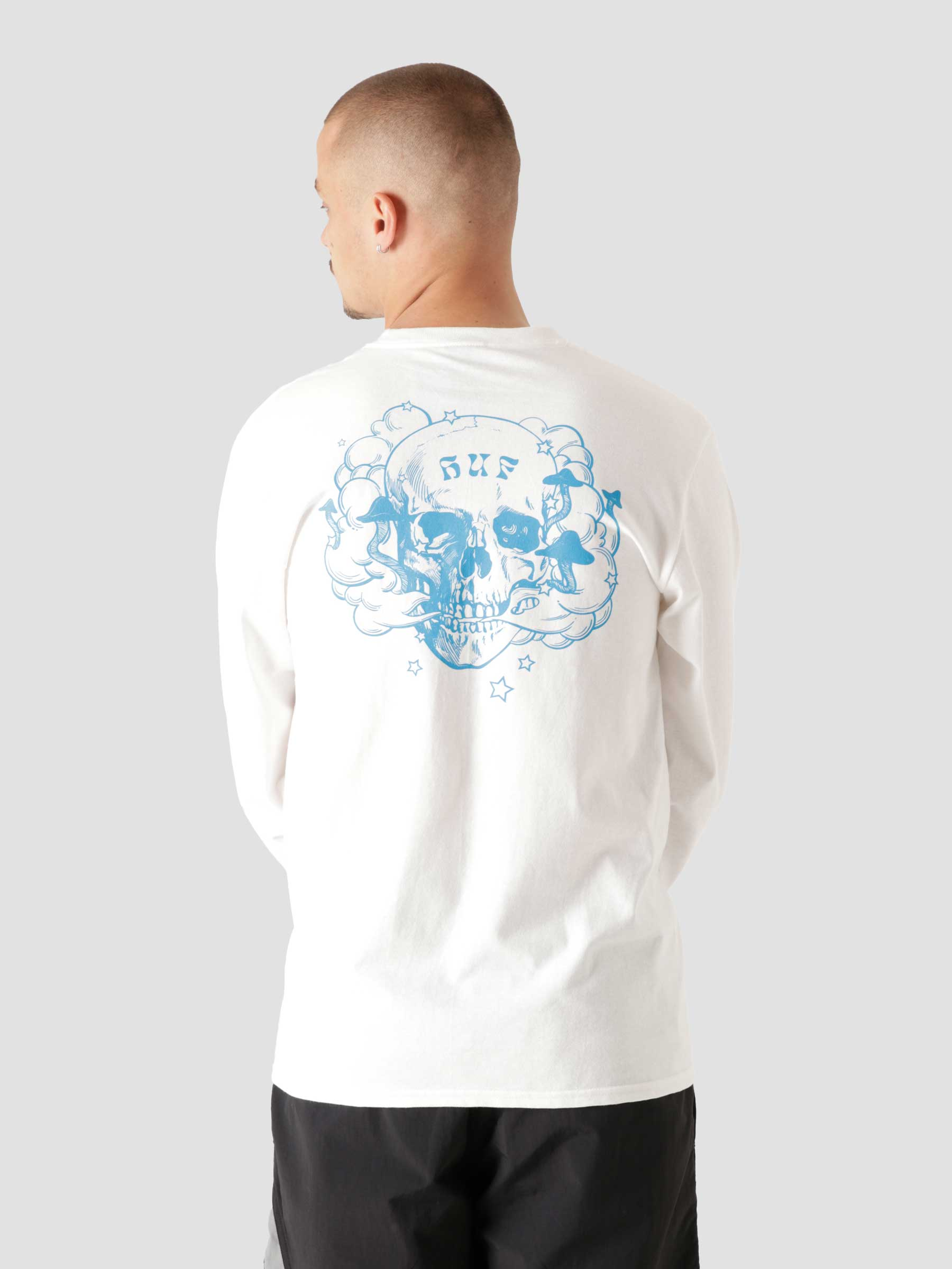 Gratefully Yours L/S Tee White TS01477