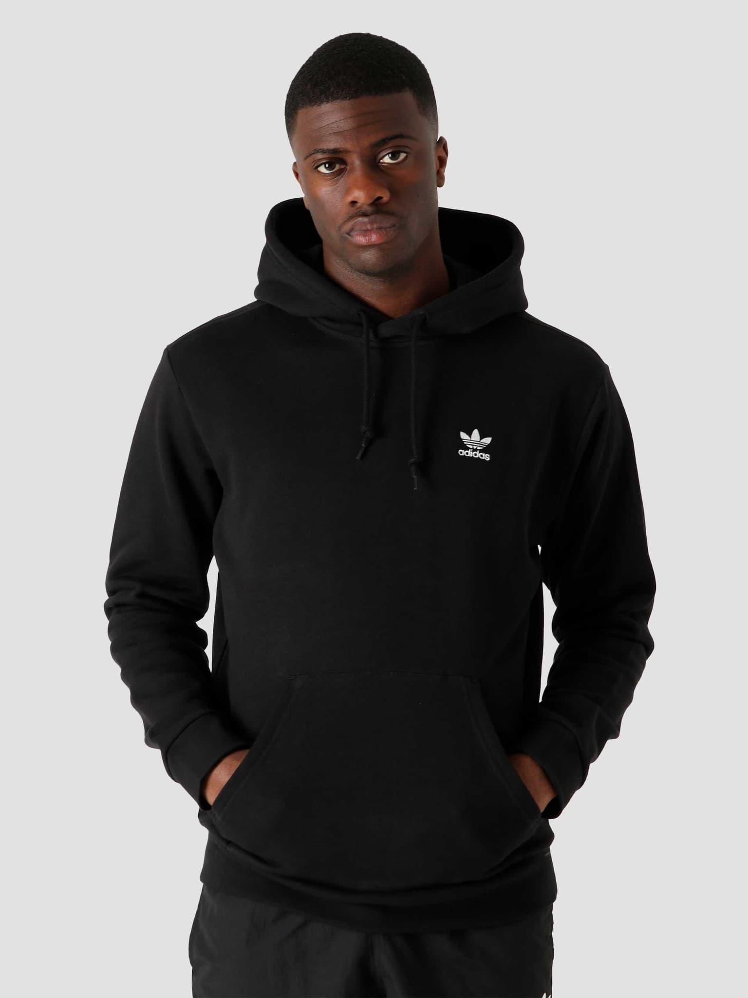 Essential Hoody Black FM9956
