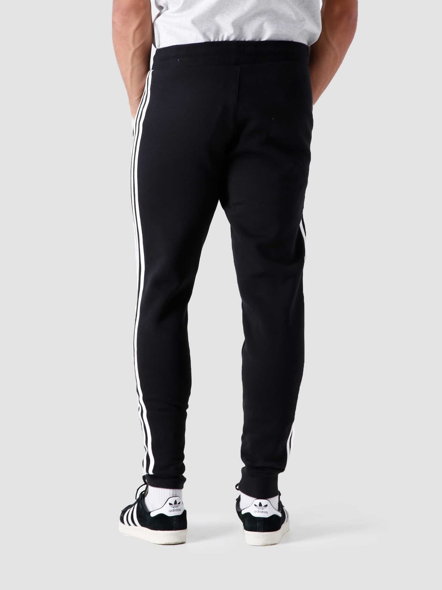 3-Stripes Pant Black GN3458
