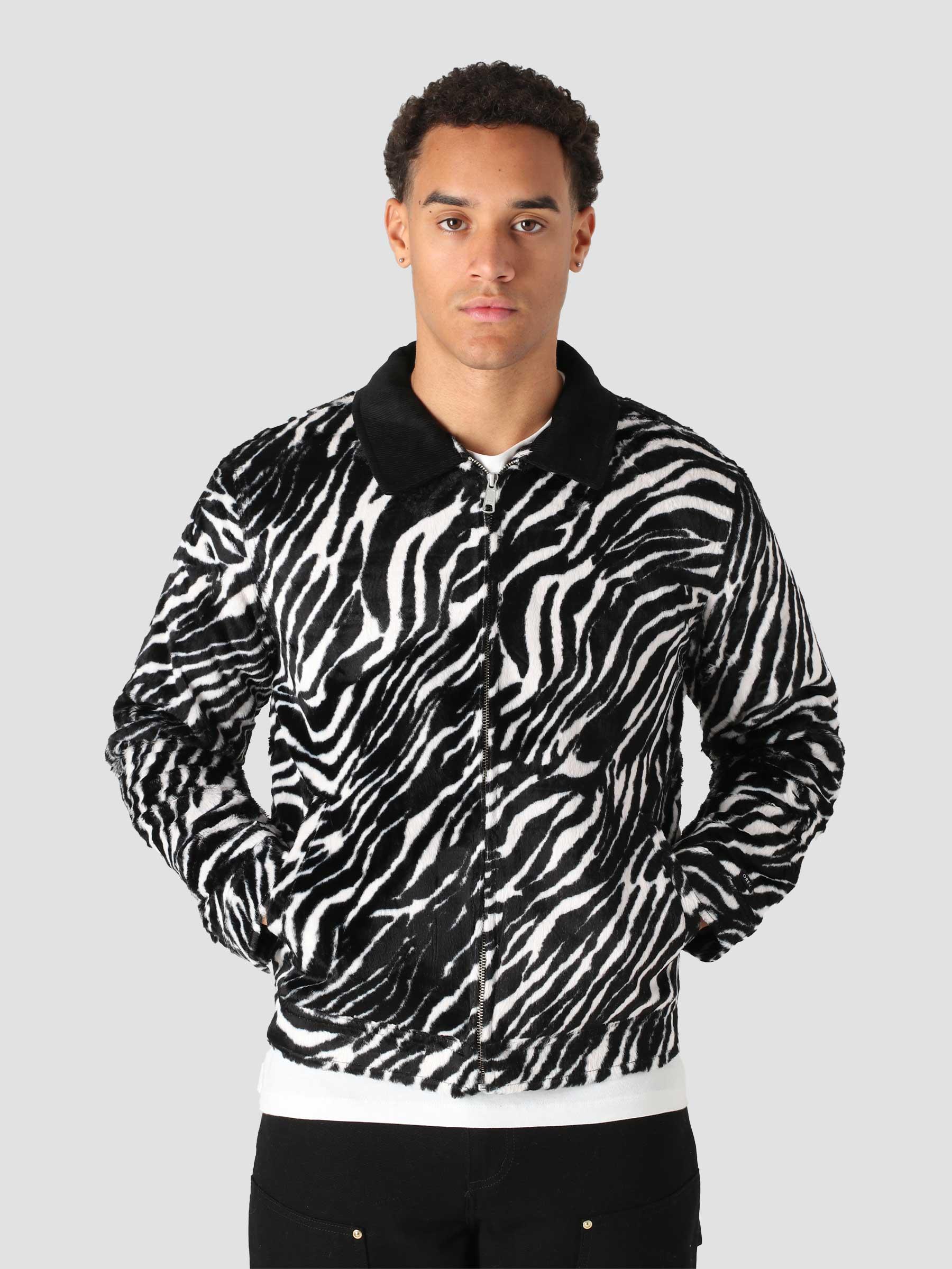 Cafe Jacket Zebra 121800482