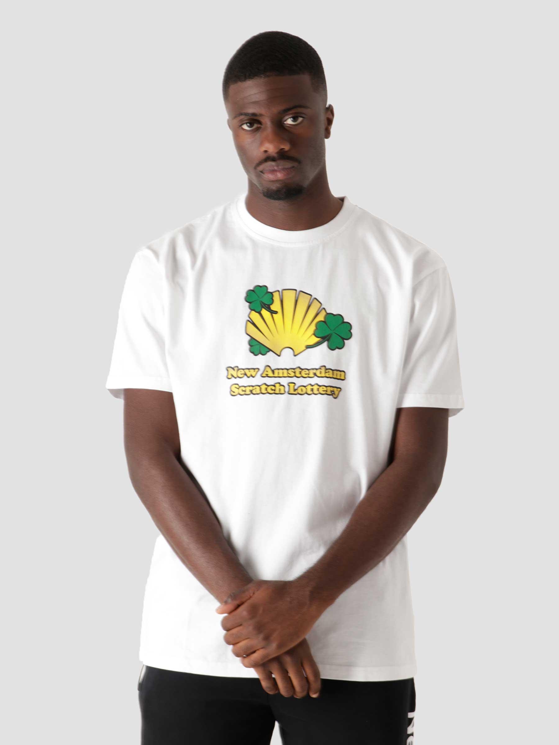 Scratch T-Shirt White 2021207