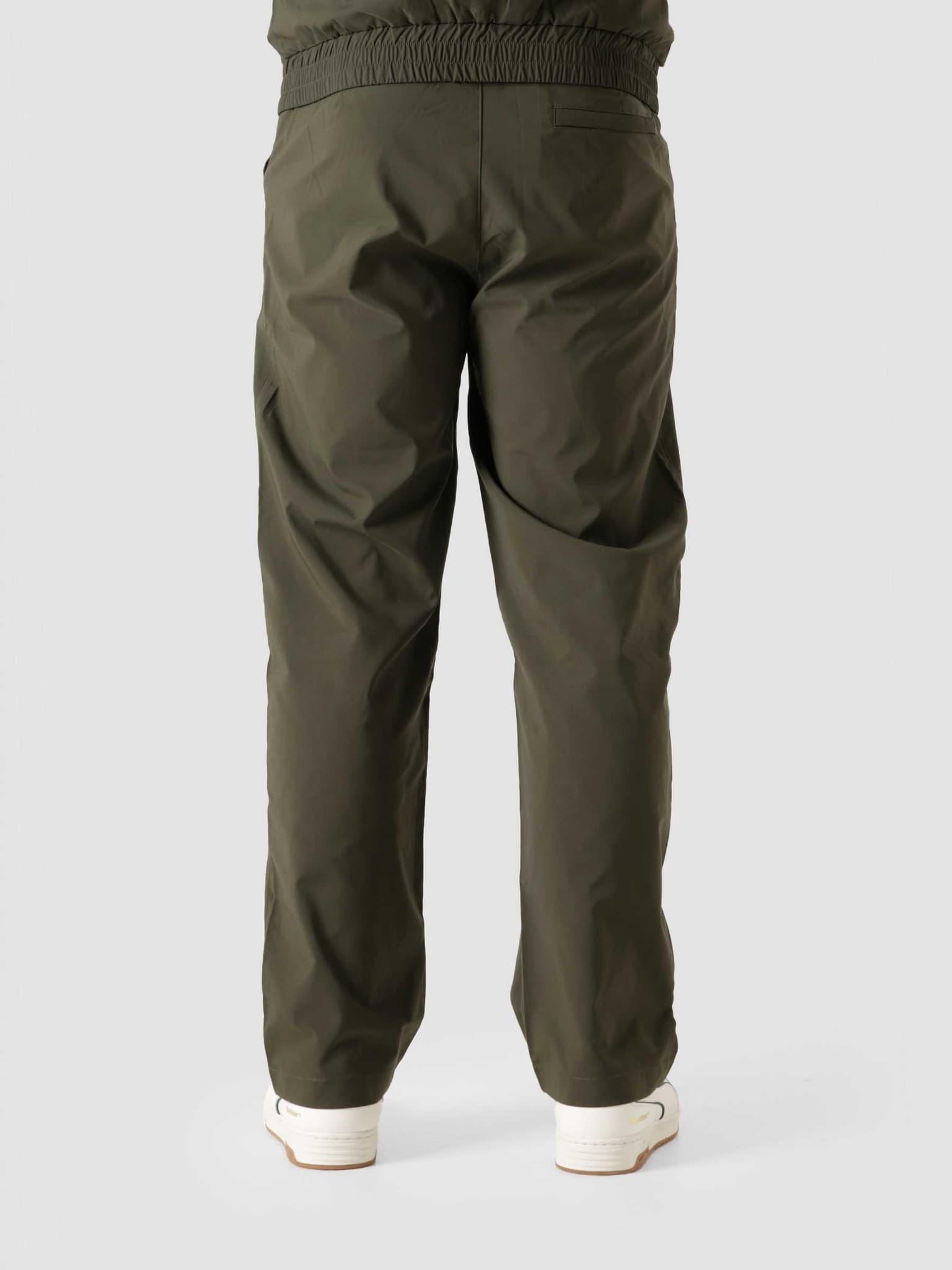 Packer Pants Green AW21-075P