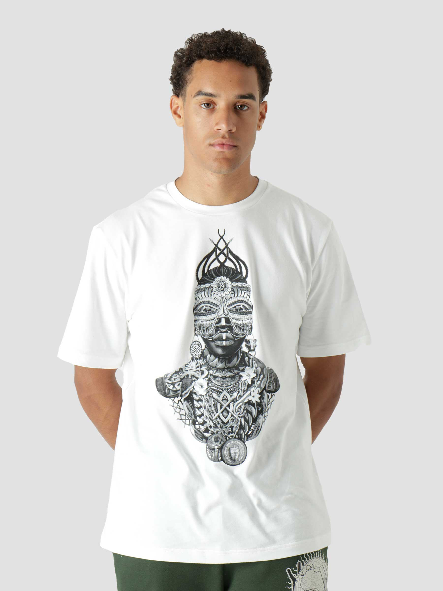 Linton Ss T-Shirt White 2121015