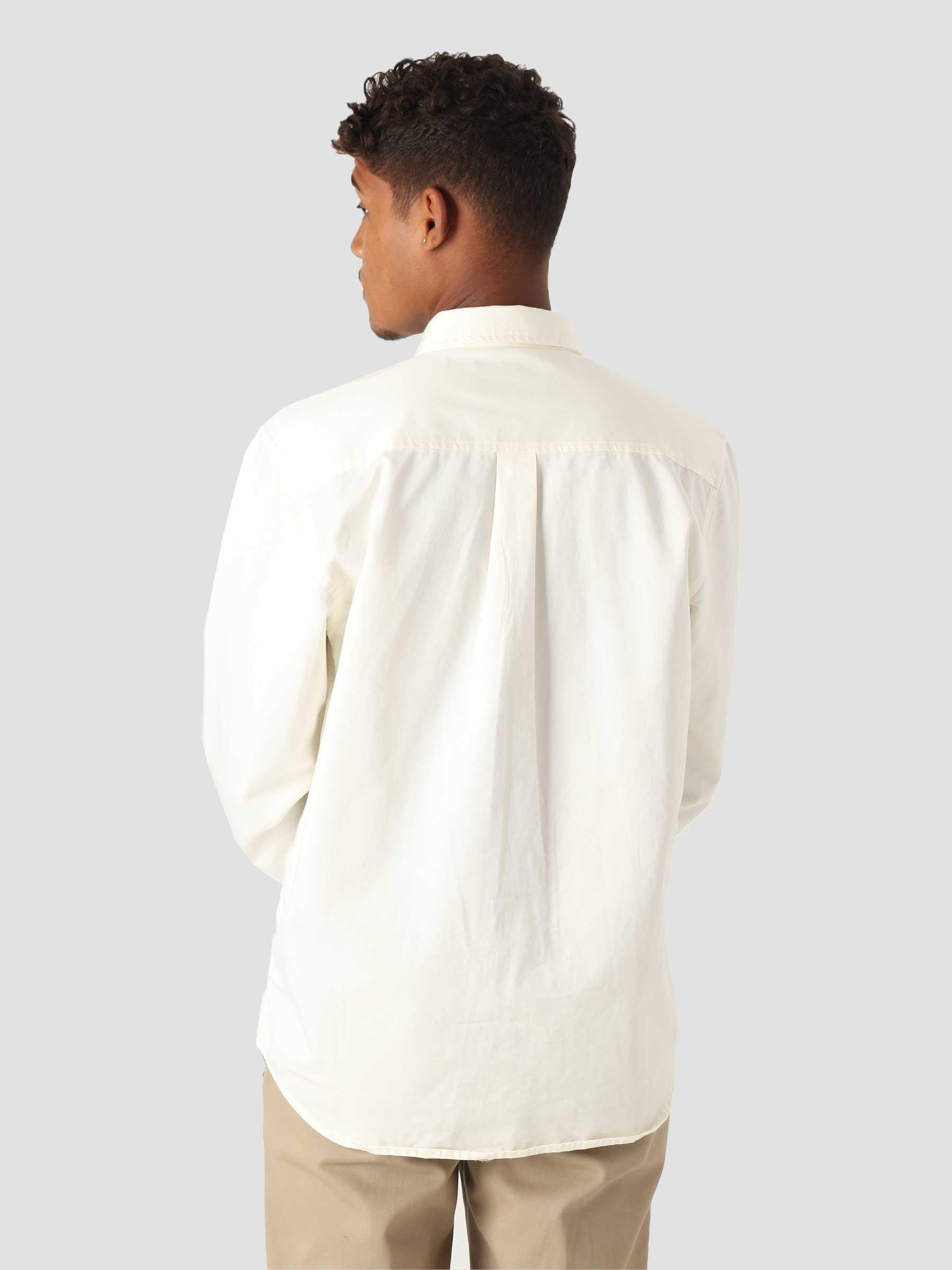 Longsleeve Madison Shirt Wax Icesheet I023339