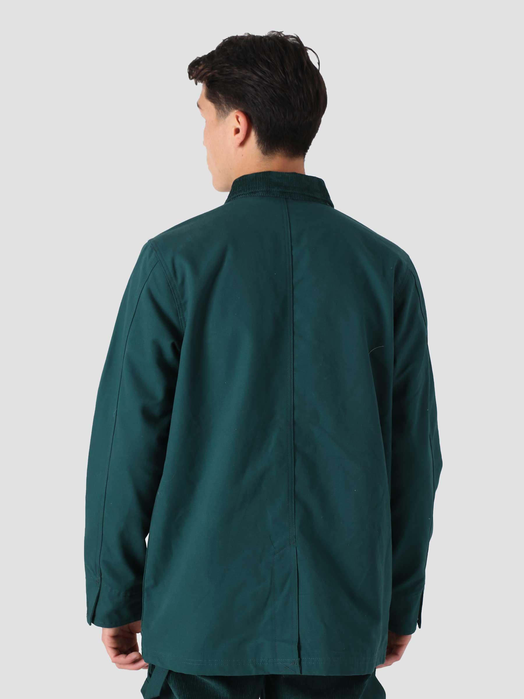 Reworked Chore Coat Ponderosa Pine DK0A4XFWB85