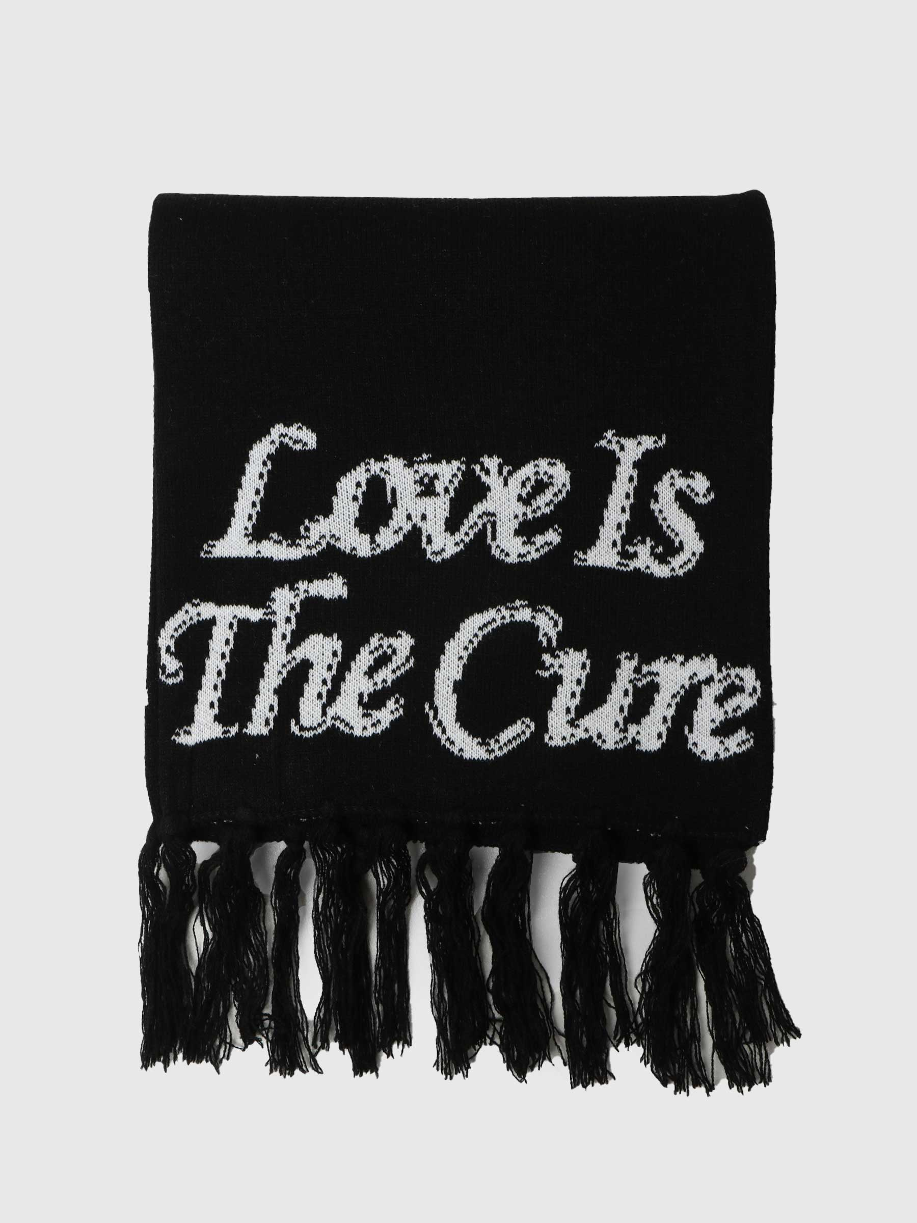 The Cure Scarf Scarves Black 100240017