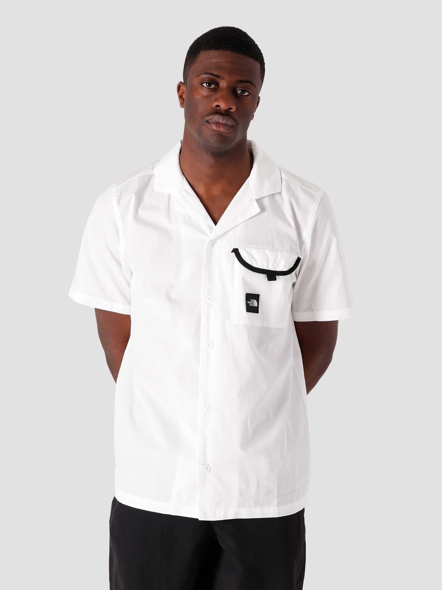 Black Box Shirt White NF0A4T23FN4