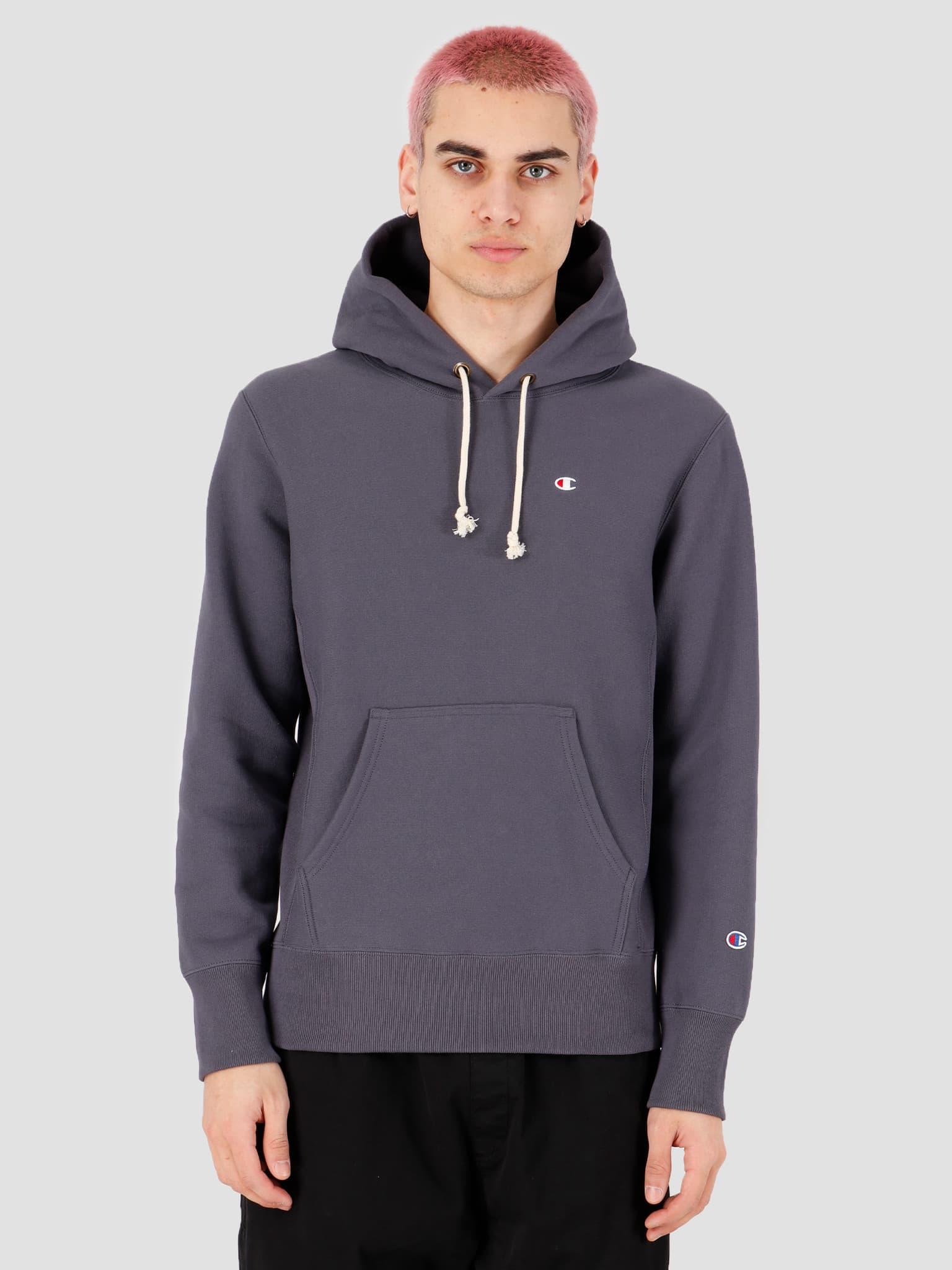 Hooded Sweatshirt Grey CHC 214675-BS514