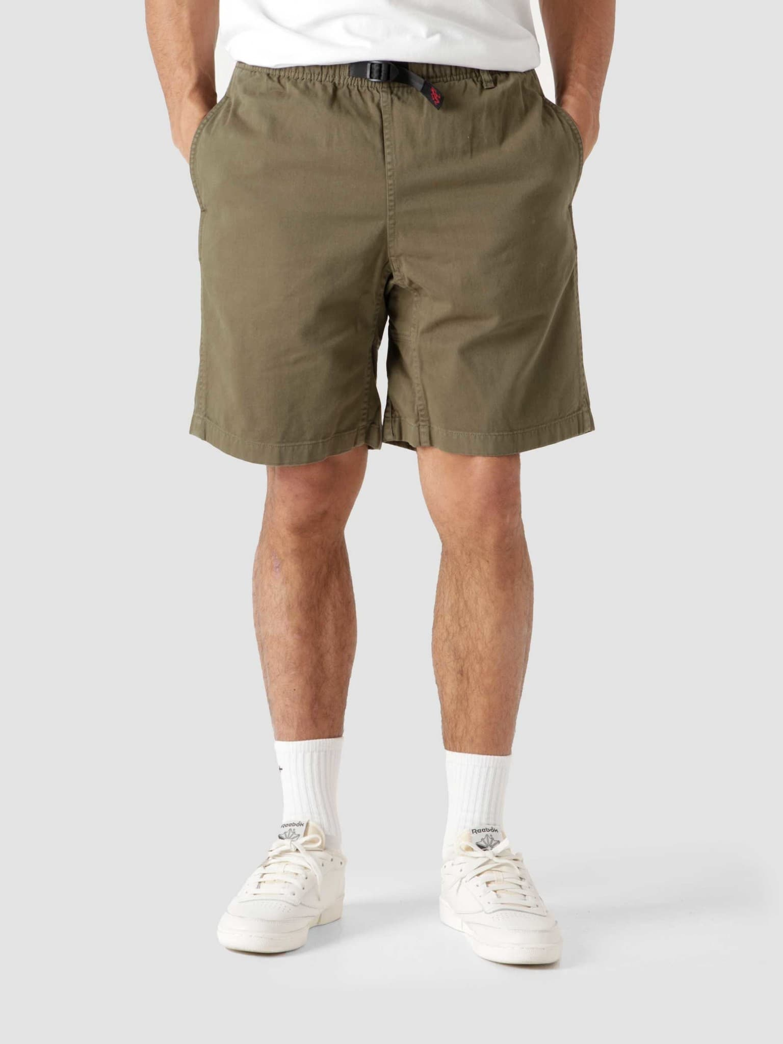 G Shorts Olive 8117-56J