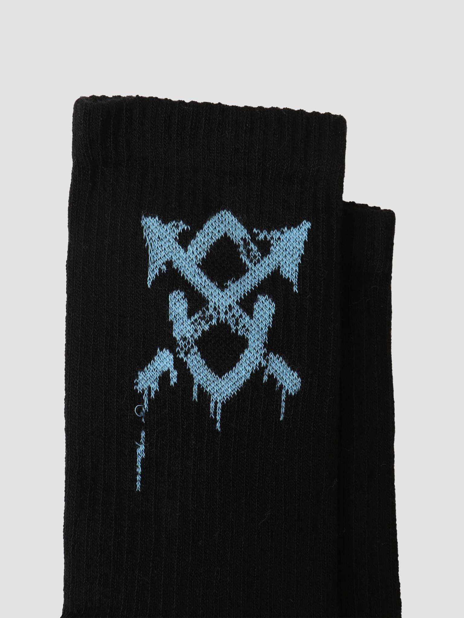 Laru Sock Black 2121109