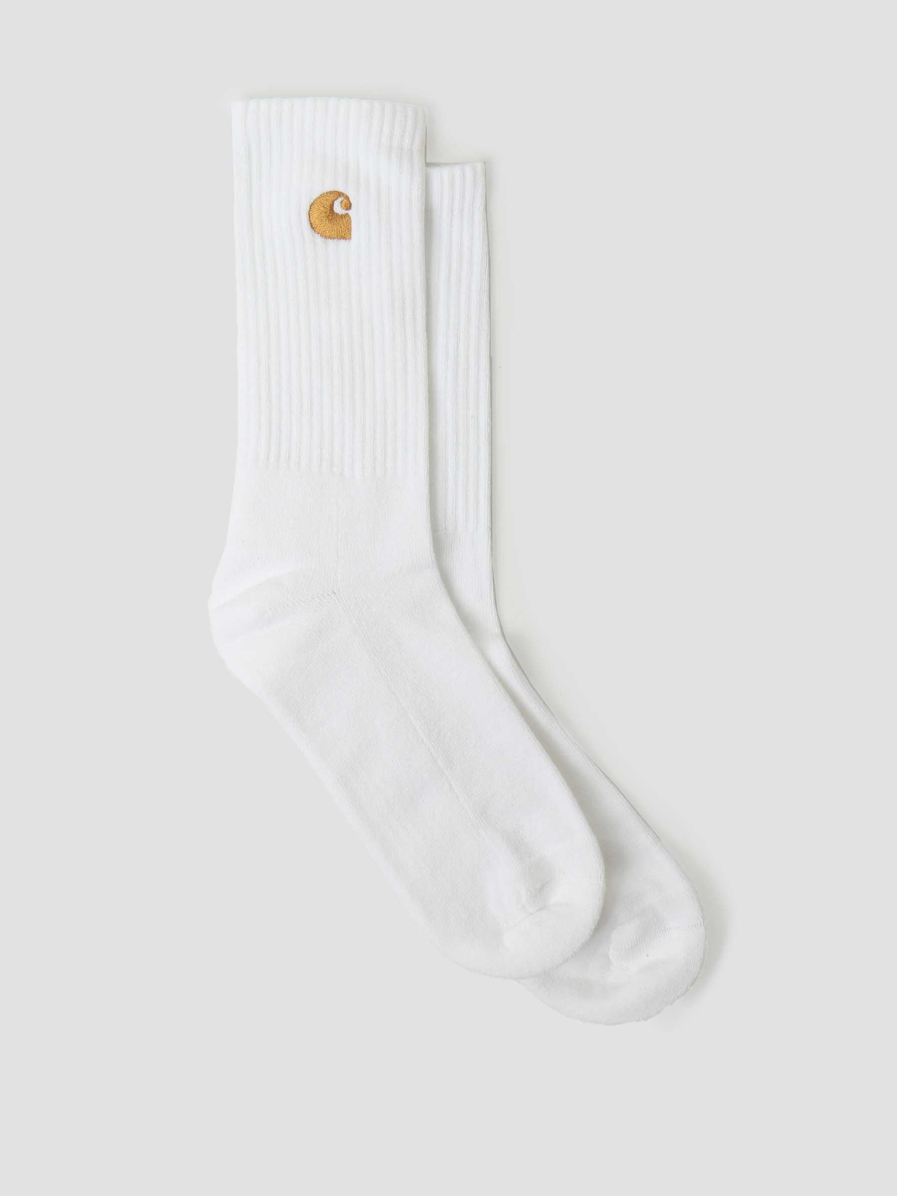 Chase Socks White Gold I029421