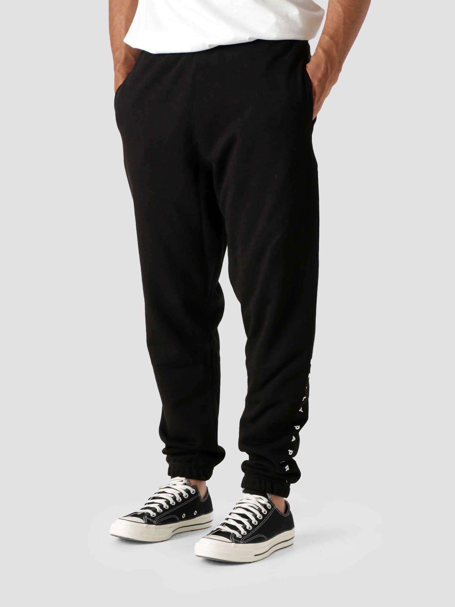 Alias Sweatpants Black 19H1PA0103