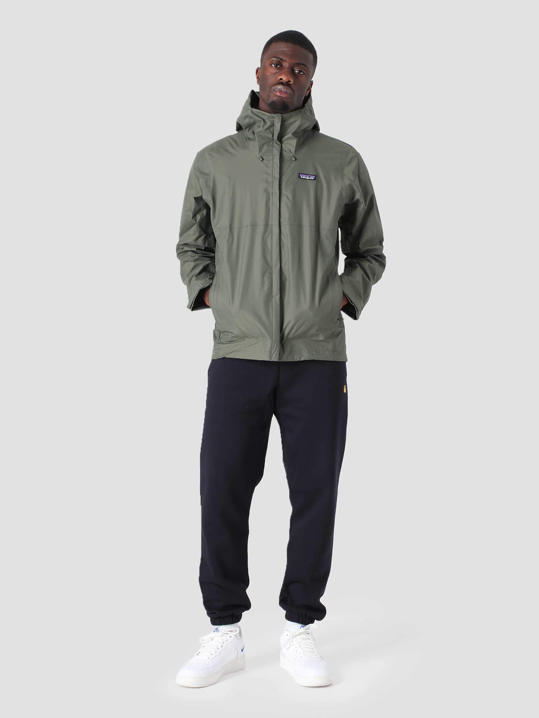 M's Torrentshell 3L Jacket Industrial Green 85240