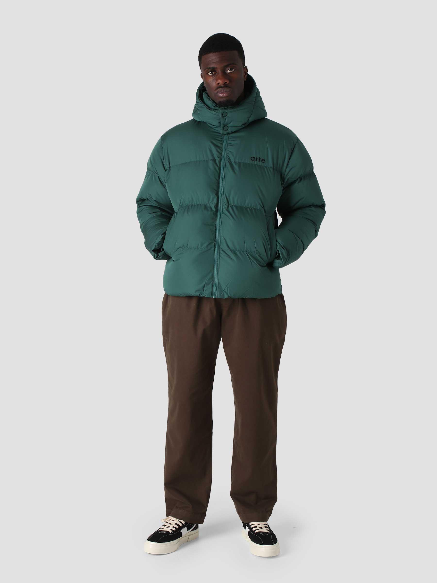 Joey Jacket Dark Green AW21-113J