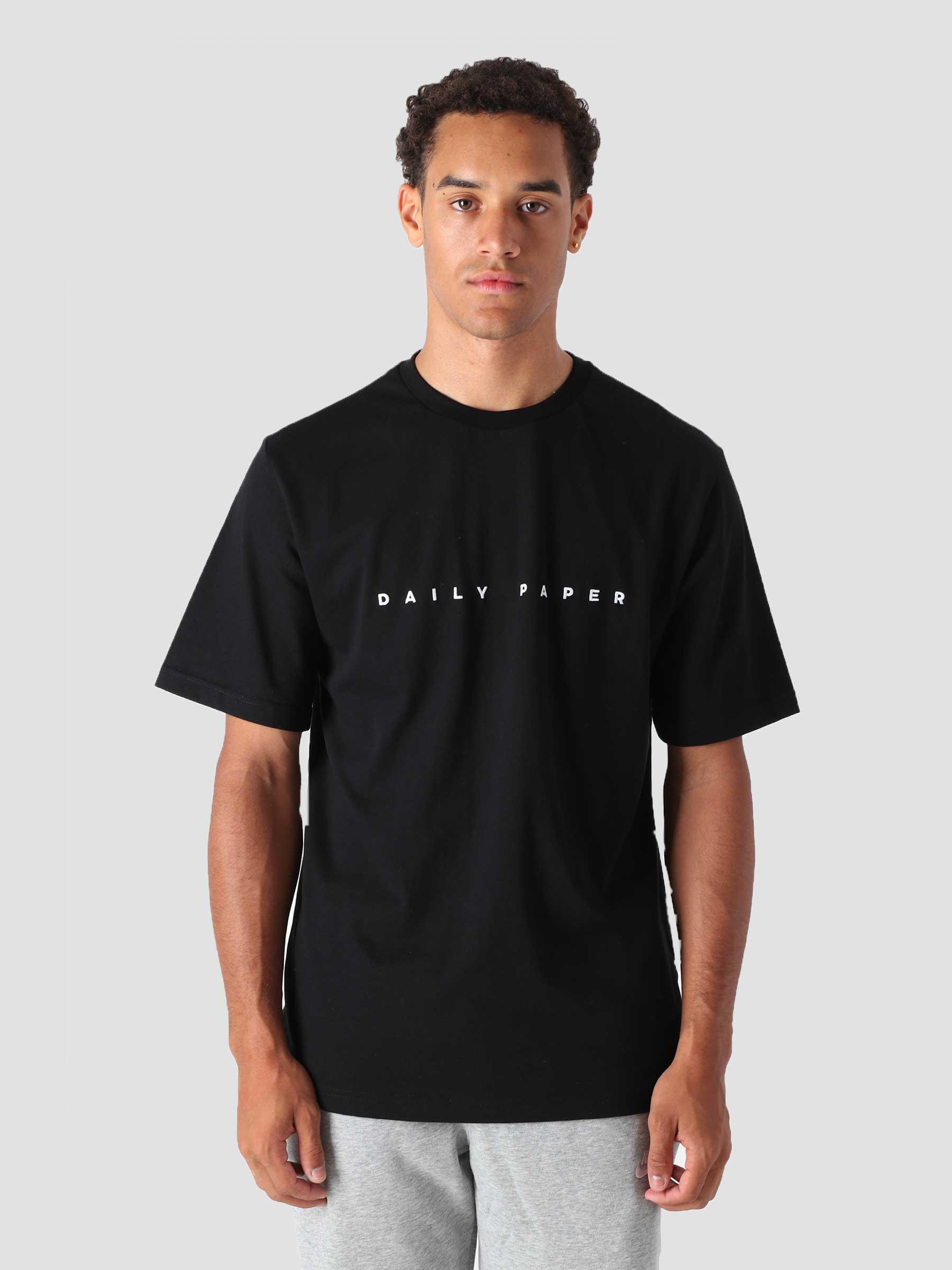 Alias T-Shirt Black NOST32