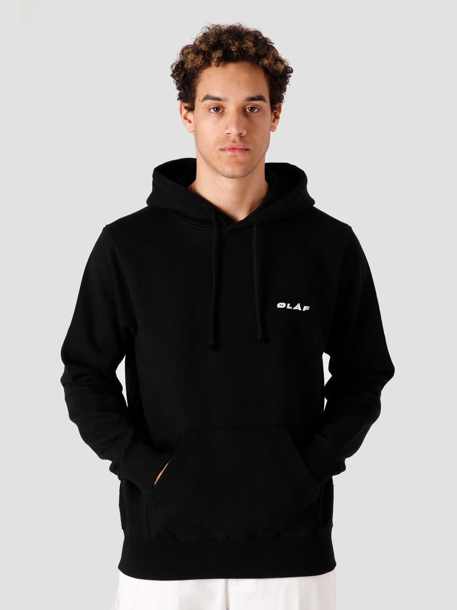 OH Uniform Hoodie Black