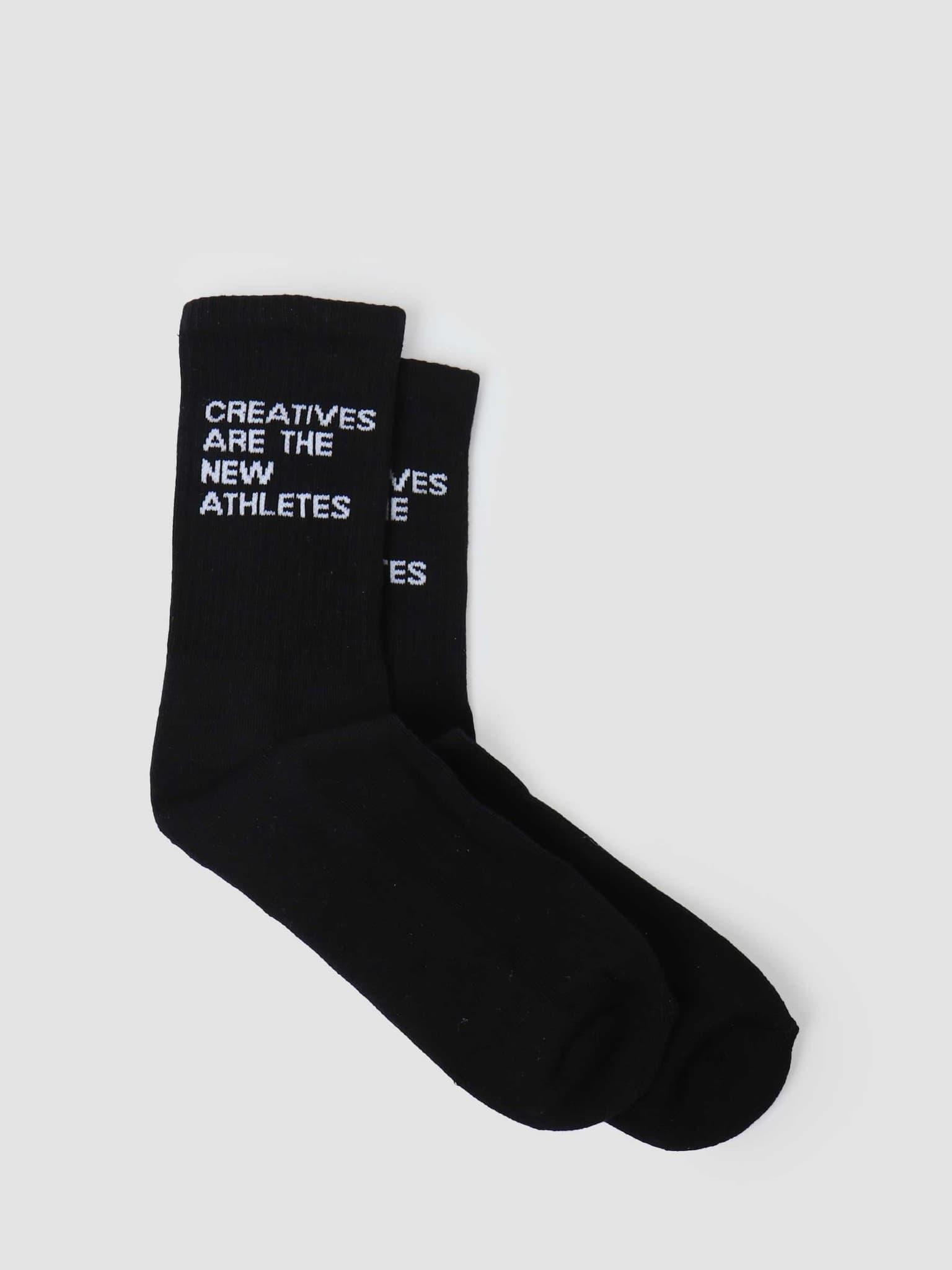 Catna Socks Black
