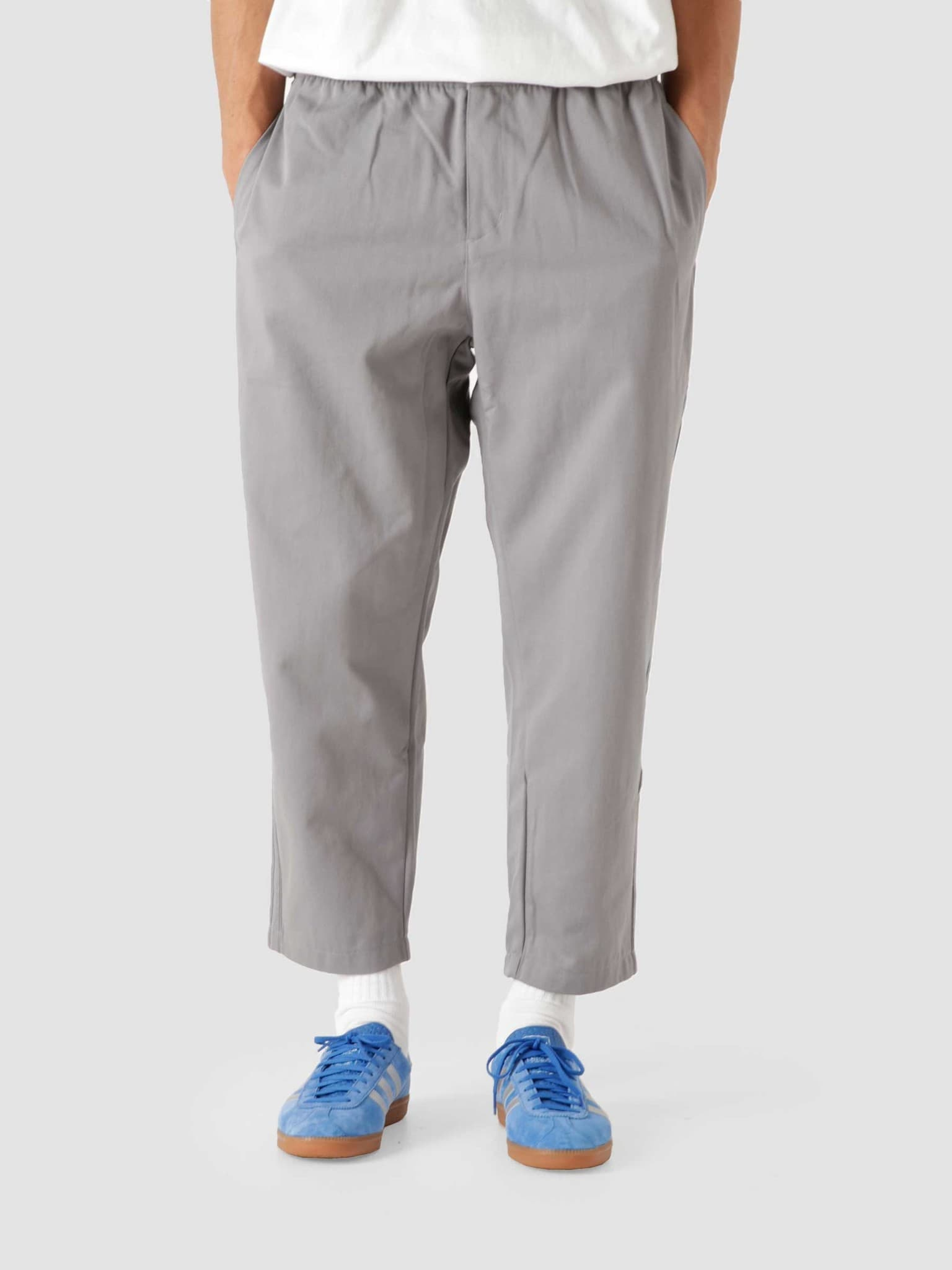 C Twill Pant Grey Three H11372