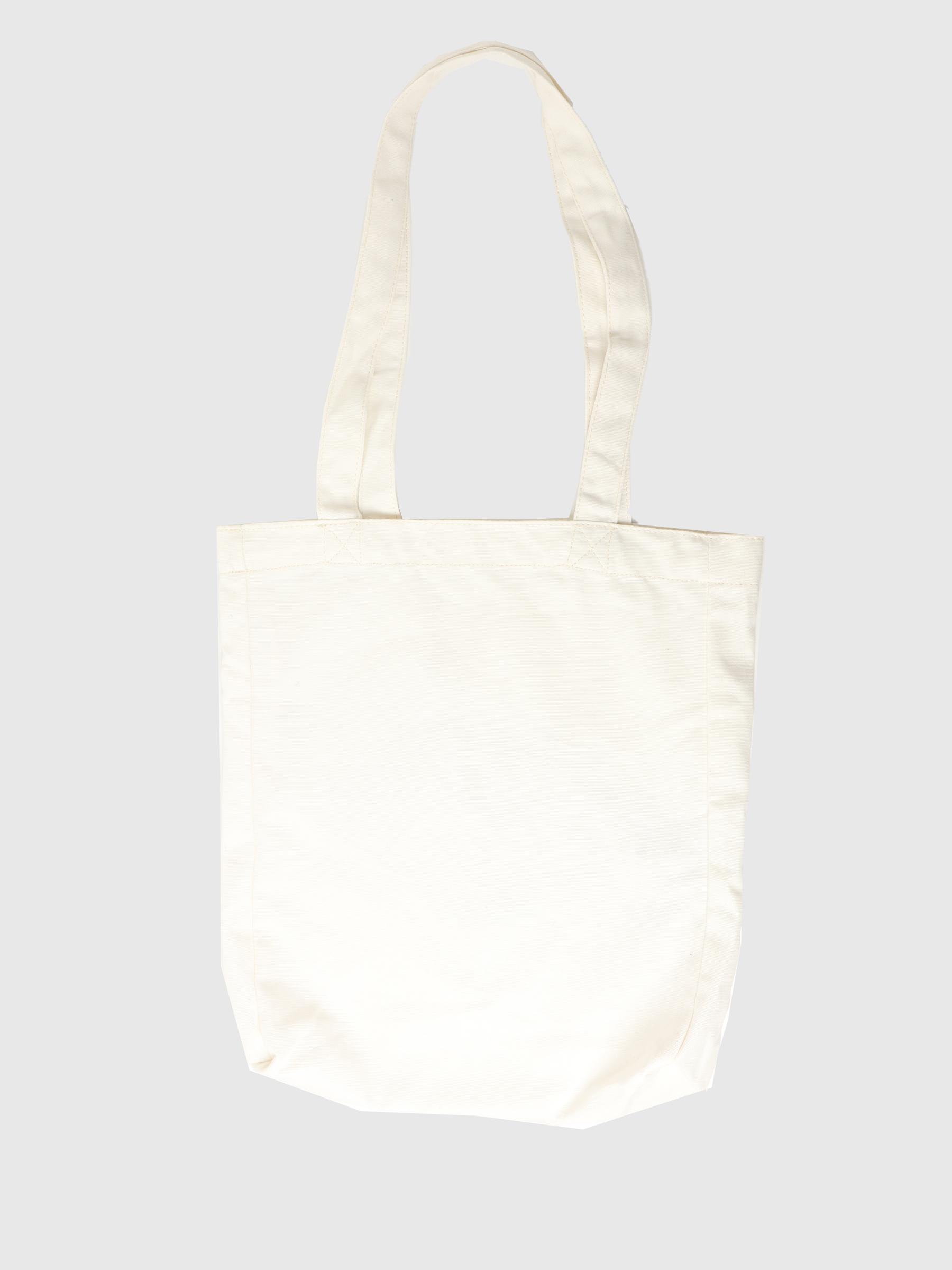 Icon Tote Bag Ecru DK0A4XFAECR