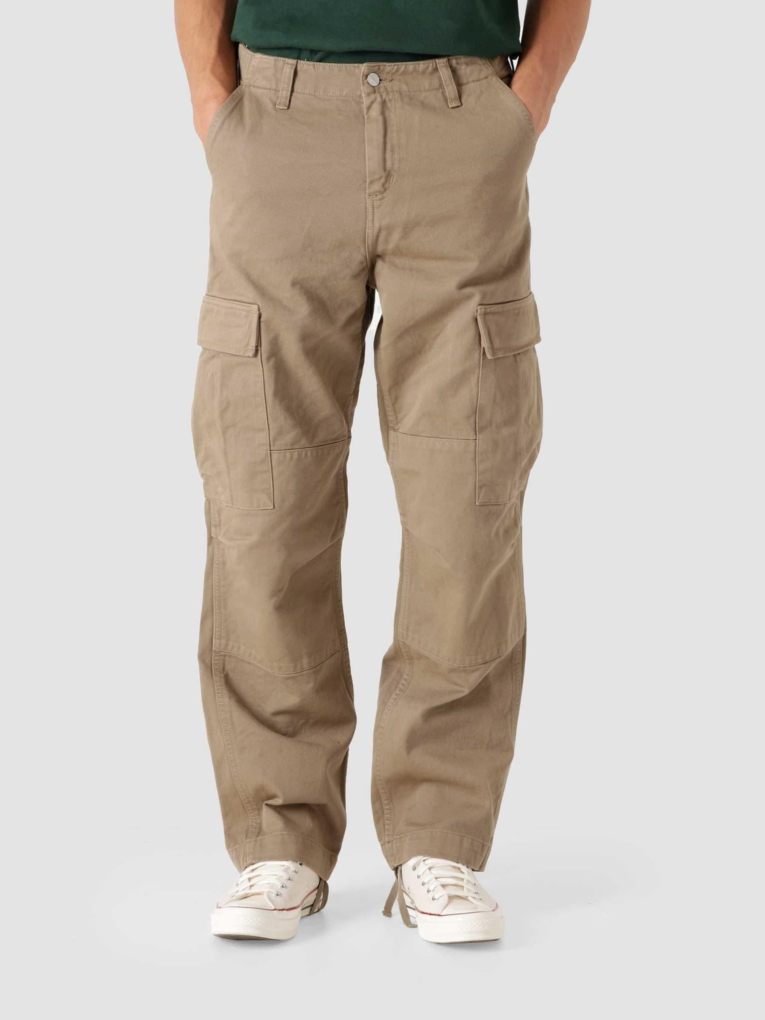 Regular Cargo Pant Tanami Garment Dyed I029793-0EKGD